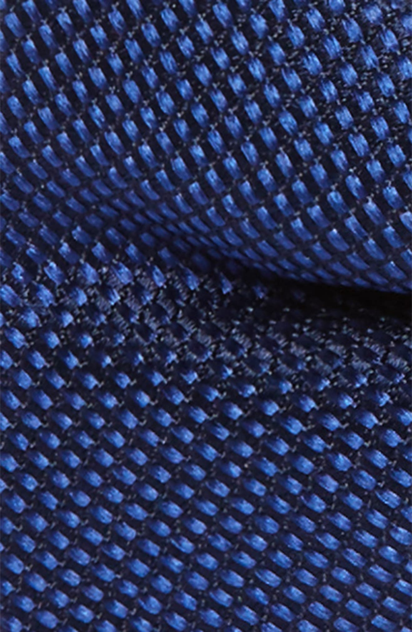 Alternate Image 2  - Nordstrom Solid Silk Bow Tie (Big Boys)