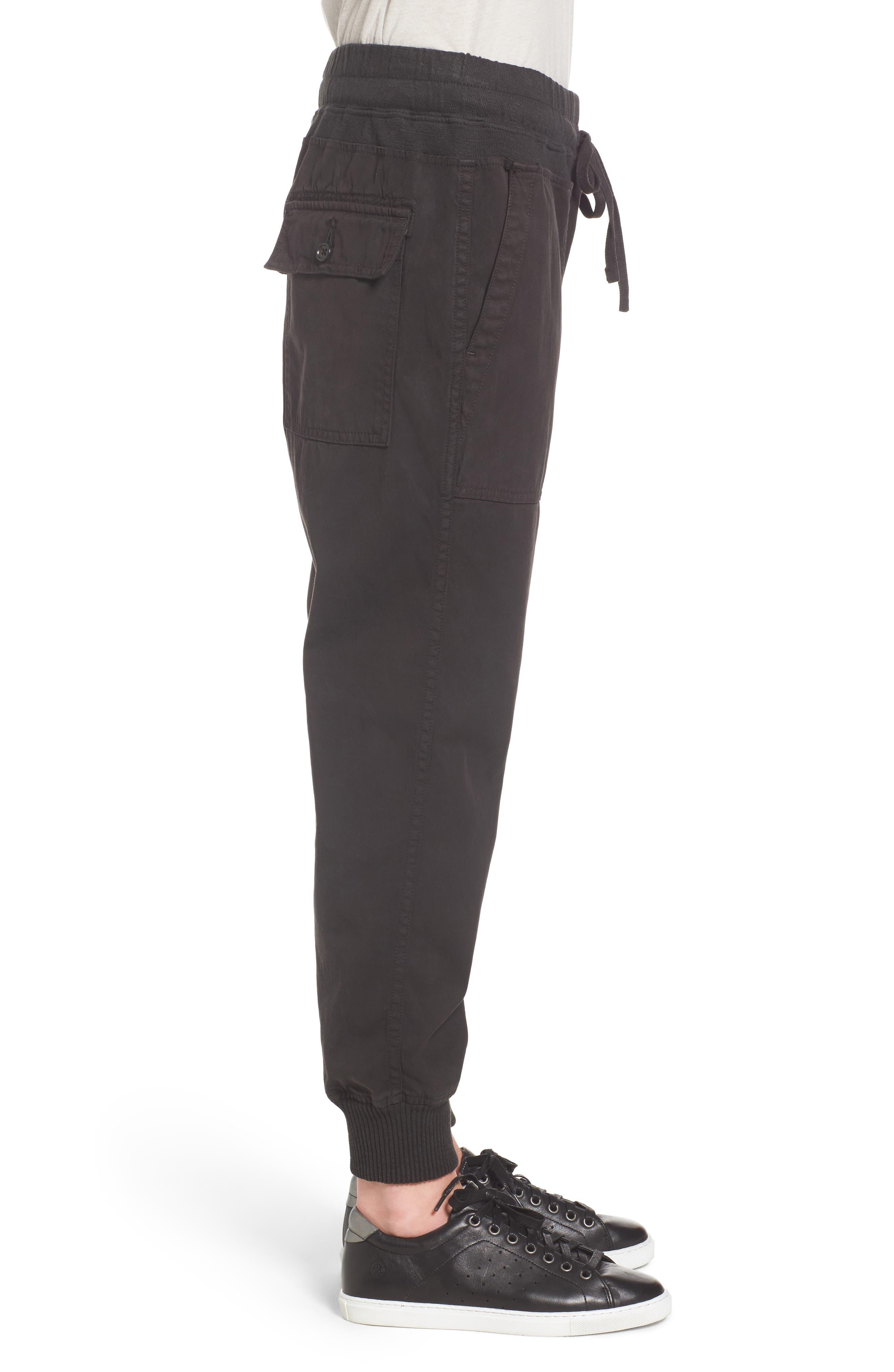 Jogger Pants,                             Alternate thumbnail 3, color,                             Carbon