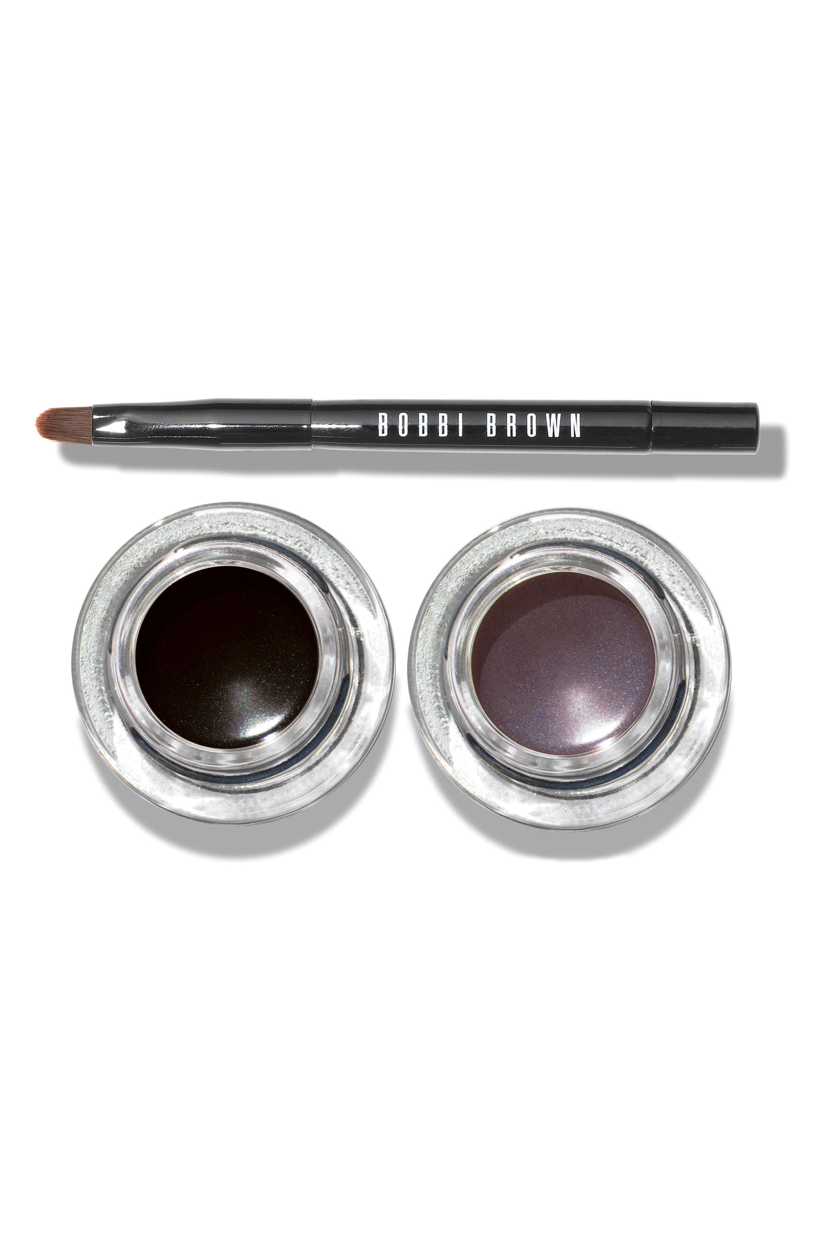 Cat-Eye Long-Wear Gel Eyeliner & Brush Set,                             Main thumbnail 1, color,                             No Color