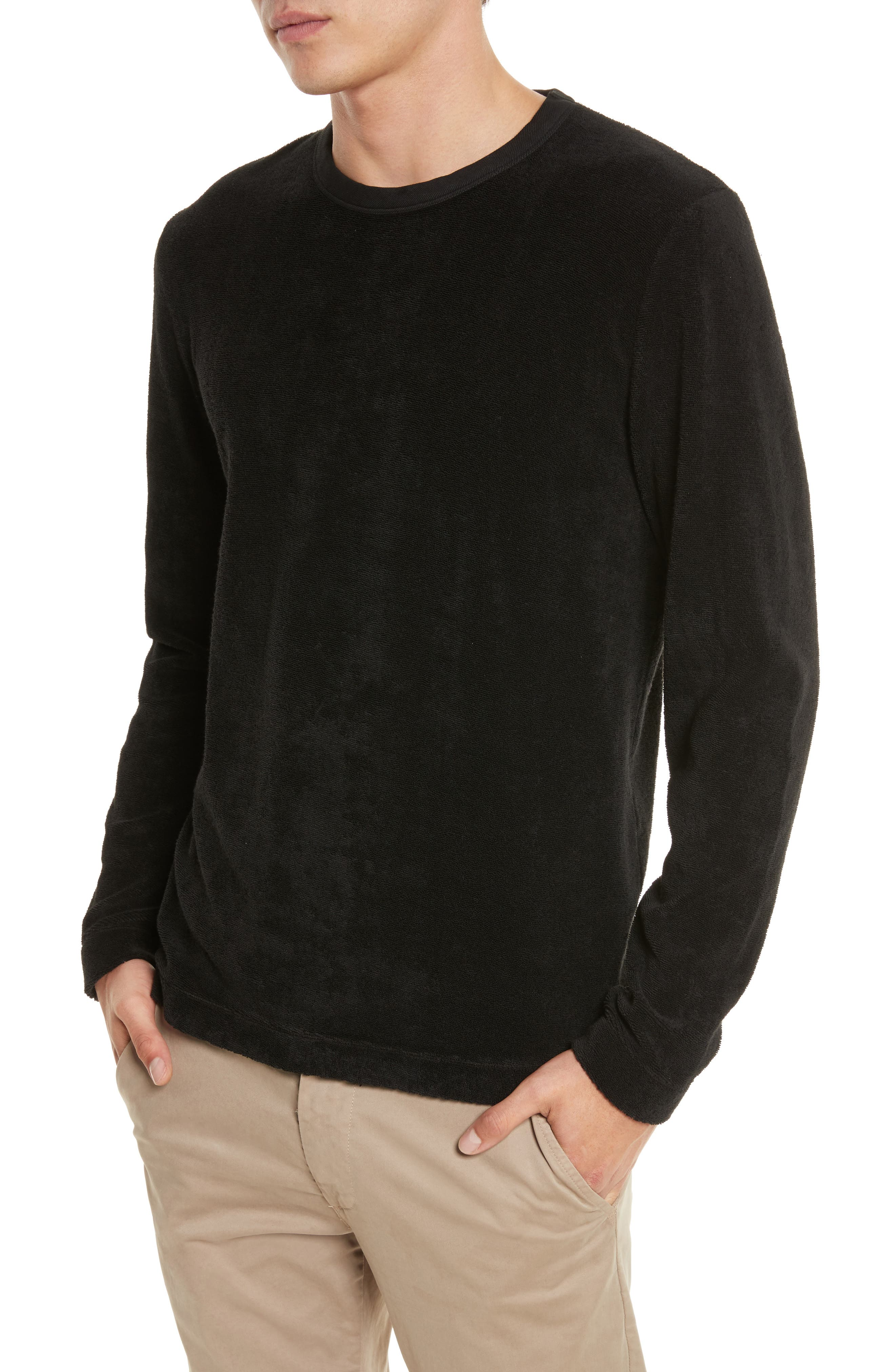 Alternate Image 4  - OUR LEGACY Long Sleeve French Terry T-Shirt