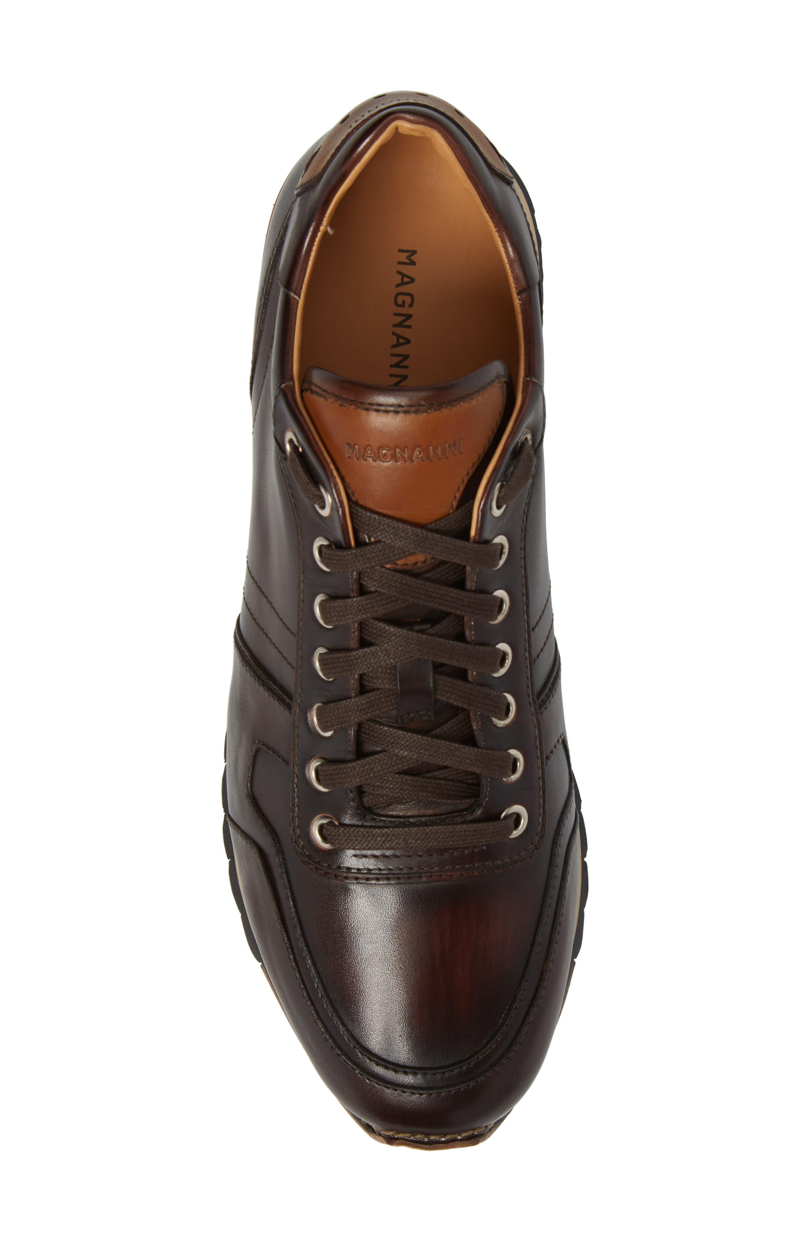 Alternate Image 5  - Magnanni Galio Sneaker (Men)