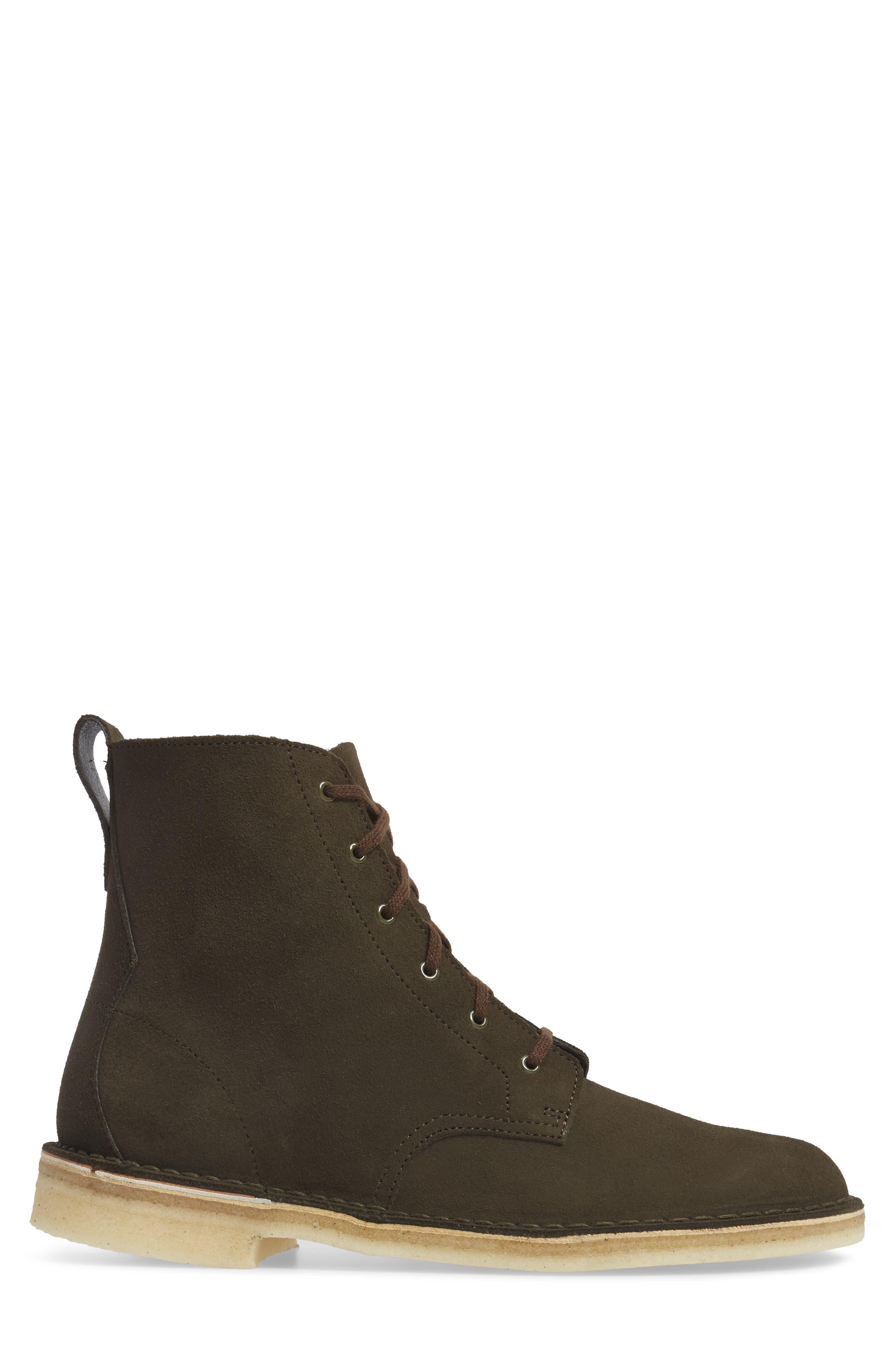 Alternate Image 3  - Clarks® Originals 'Desert Mali' Boot (Men)