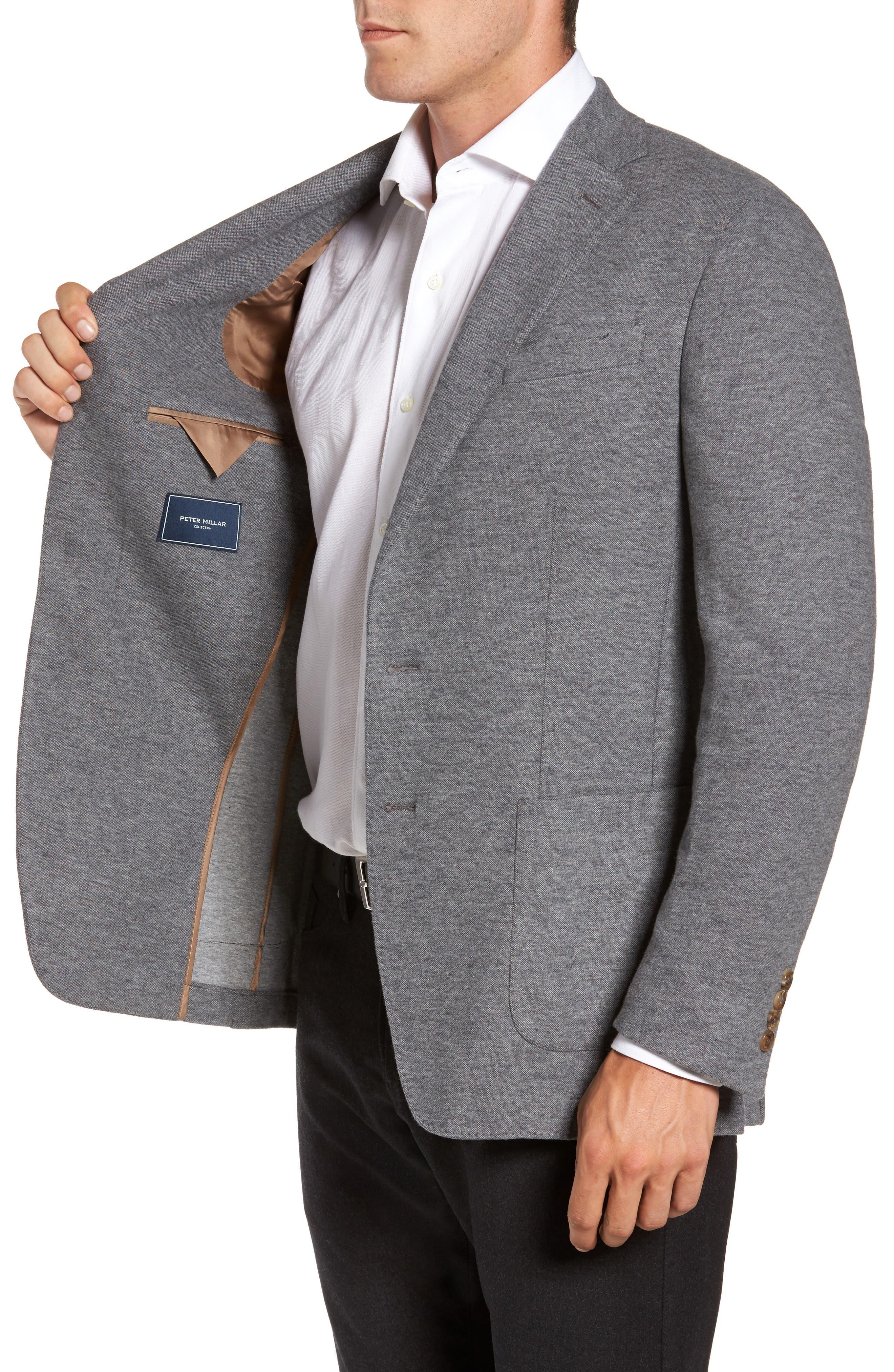 Alternate Image 3  - Peter Millar Sierran Jersey Knit Jacket