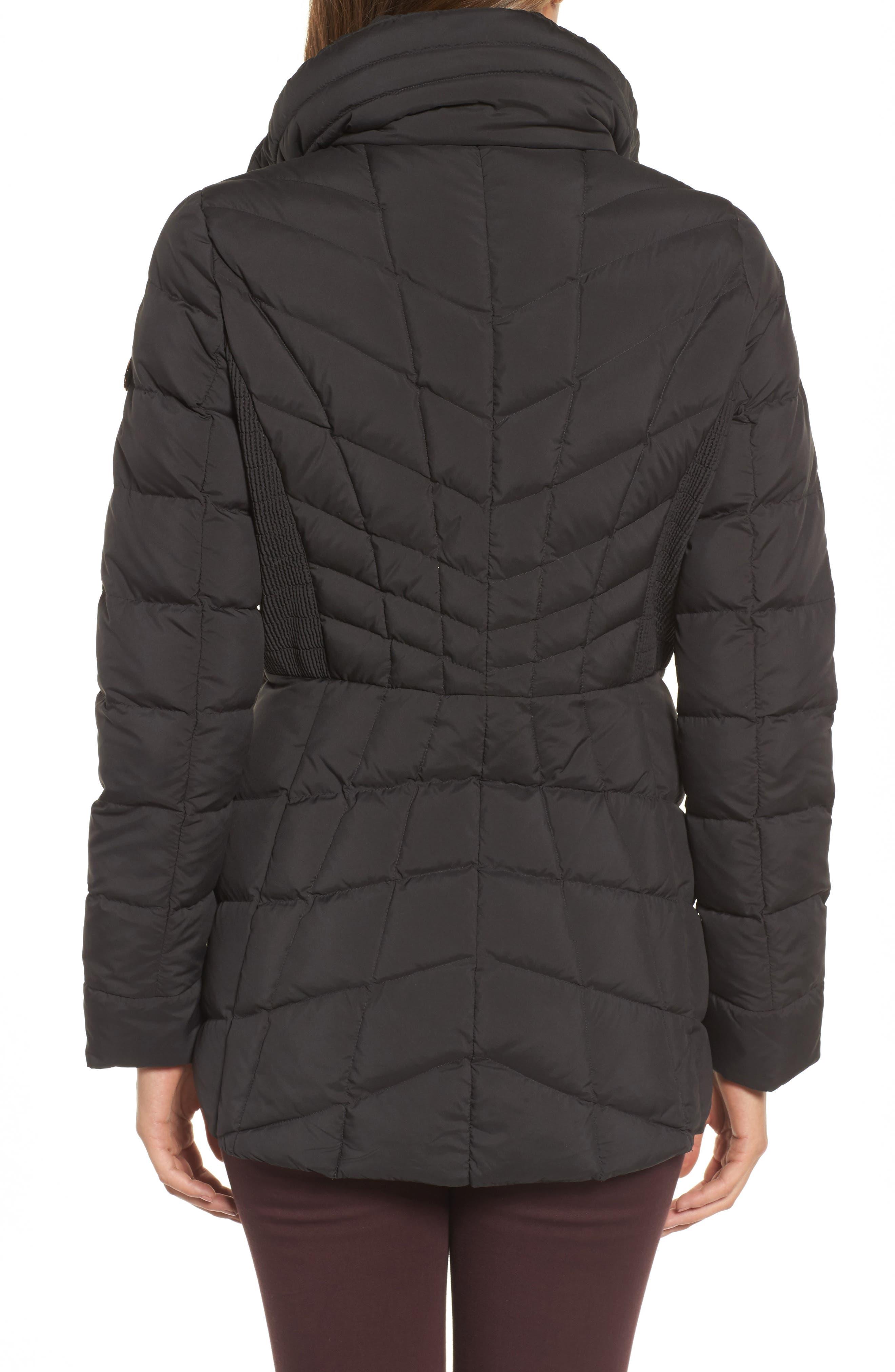 Alternate Image 2  - Bernardo Packable Down & PrimaLoft® Coat (Regular & Petite)