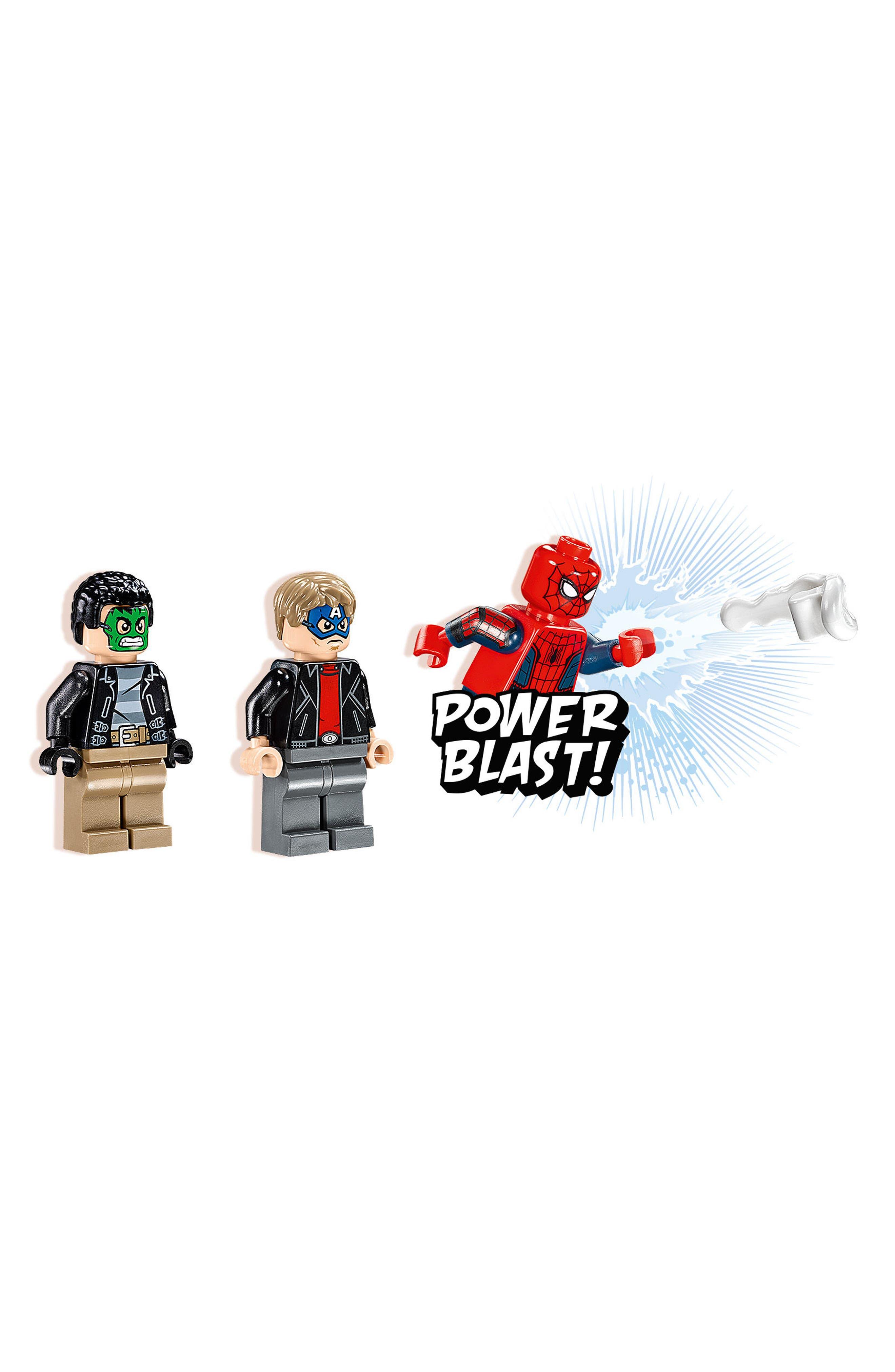 Marvel Super Heroes Spider-Man ATM Heist Battle Set - 76082,                             Alternate thumbnail 5, color,                             Multi