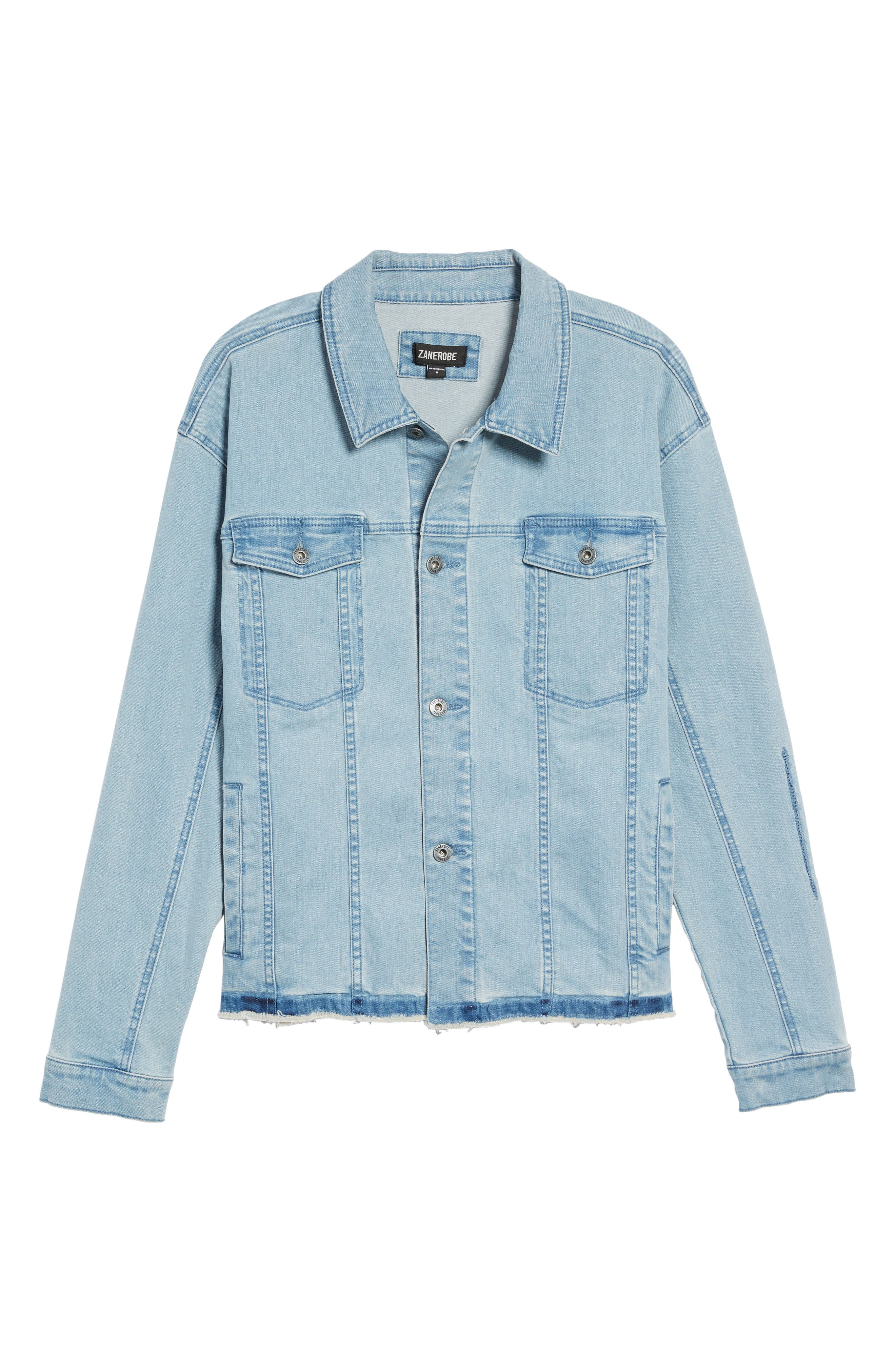 ZANEROBE Snitch Denim Jacket
