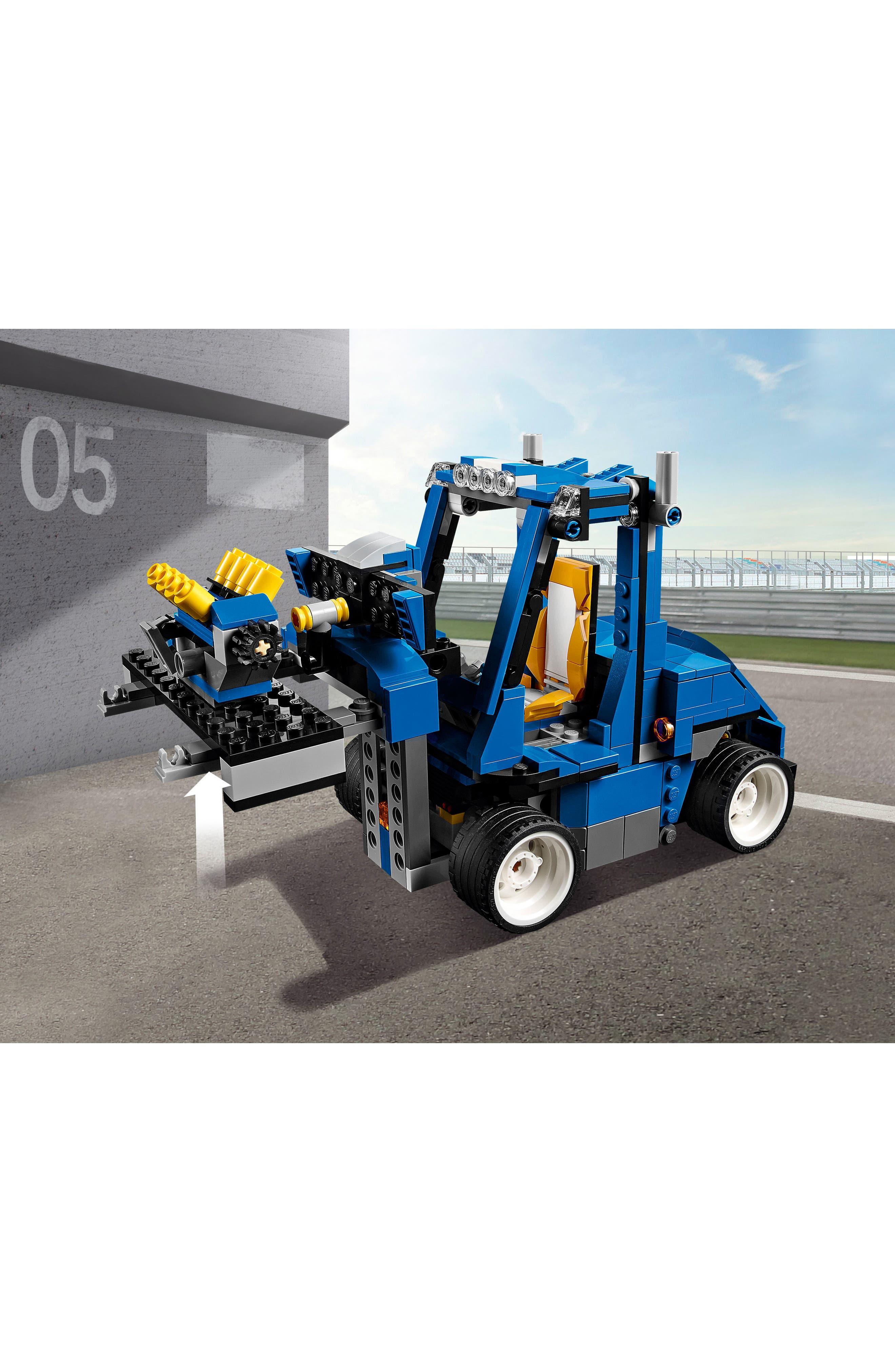 Alternate Image 3  - LEGO® Creator 3-in-1 Turbo Track Racer - 31070
