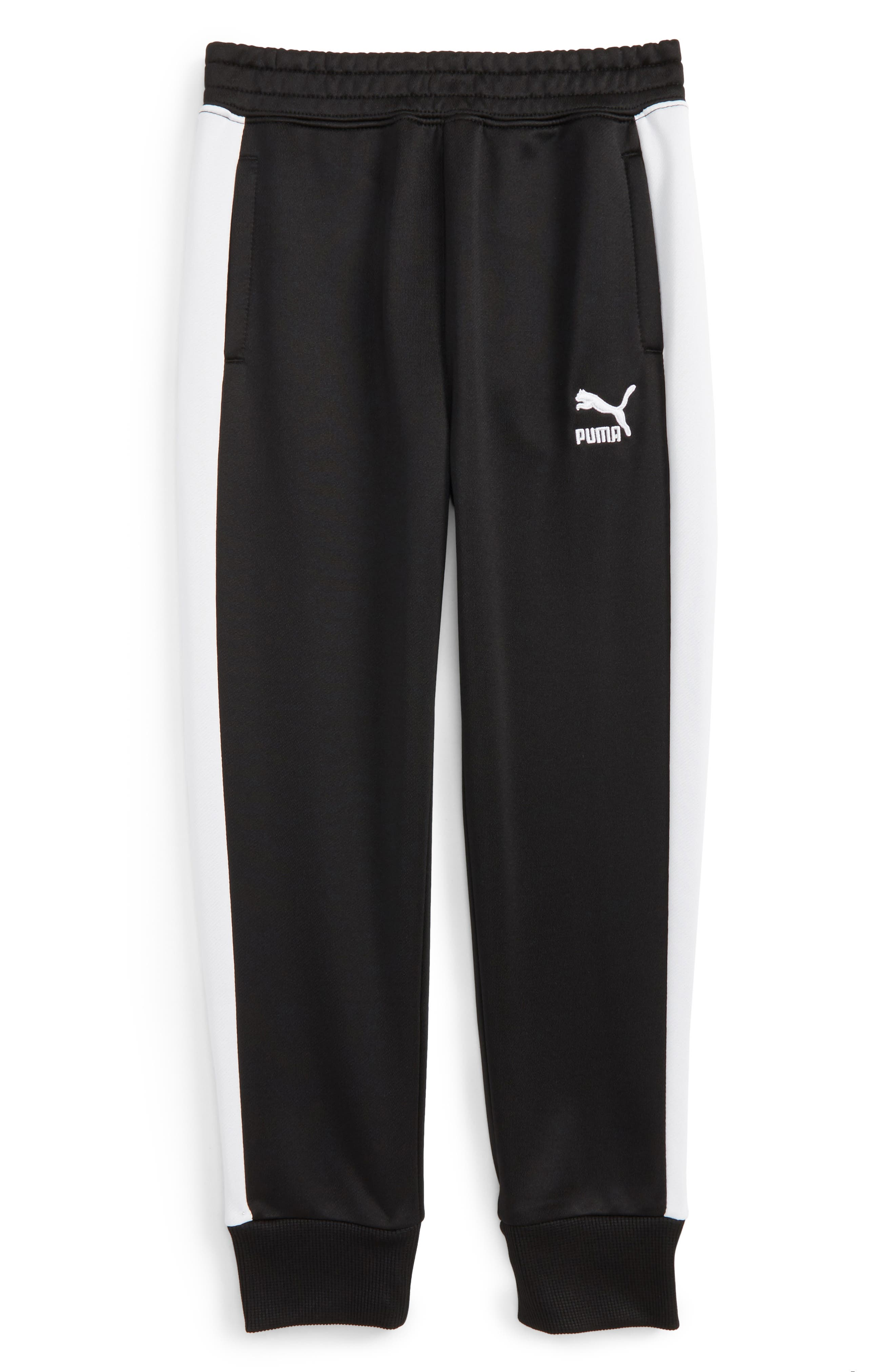 Alternate Image 1 Selected - PUMA T7 Jogger Pants (Little Boys & Big Boys)