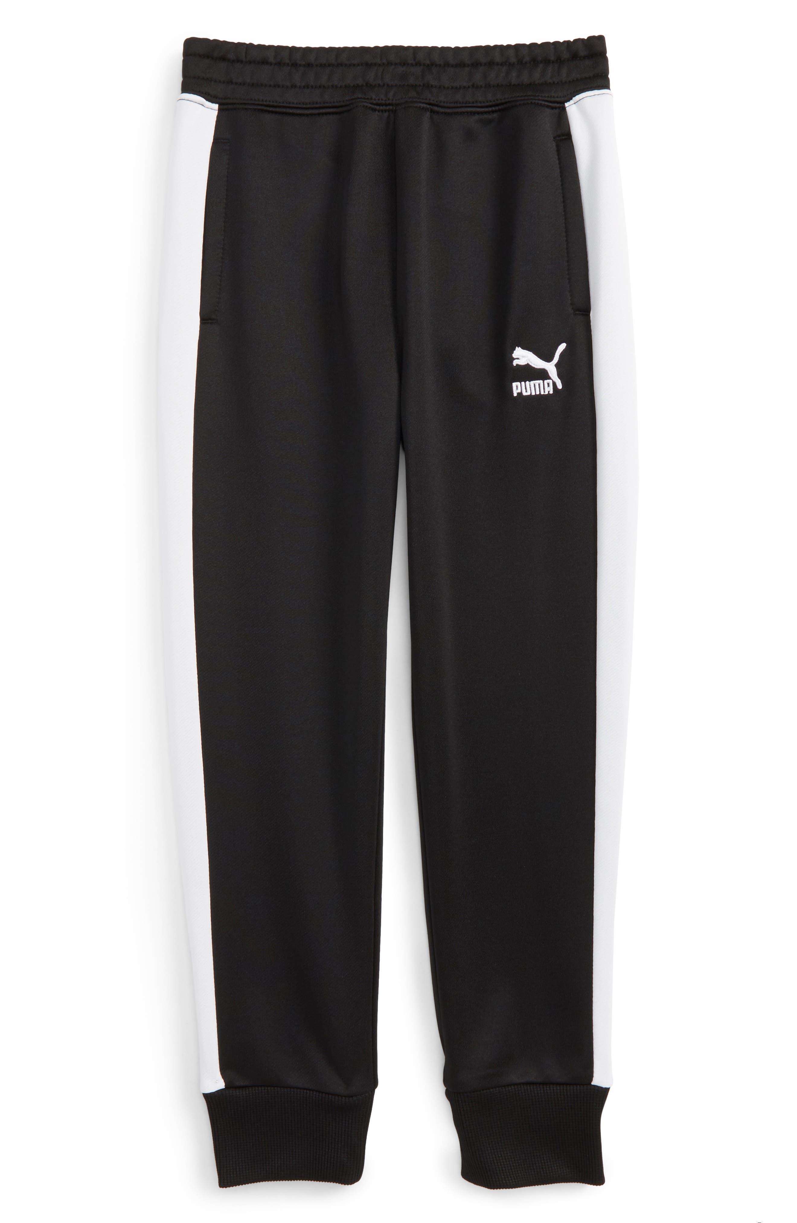 T7 Jogger Pants,                         Main,                         color, Puma Black