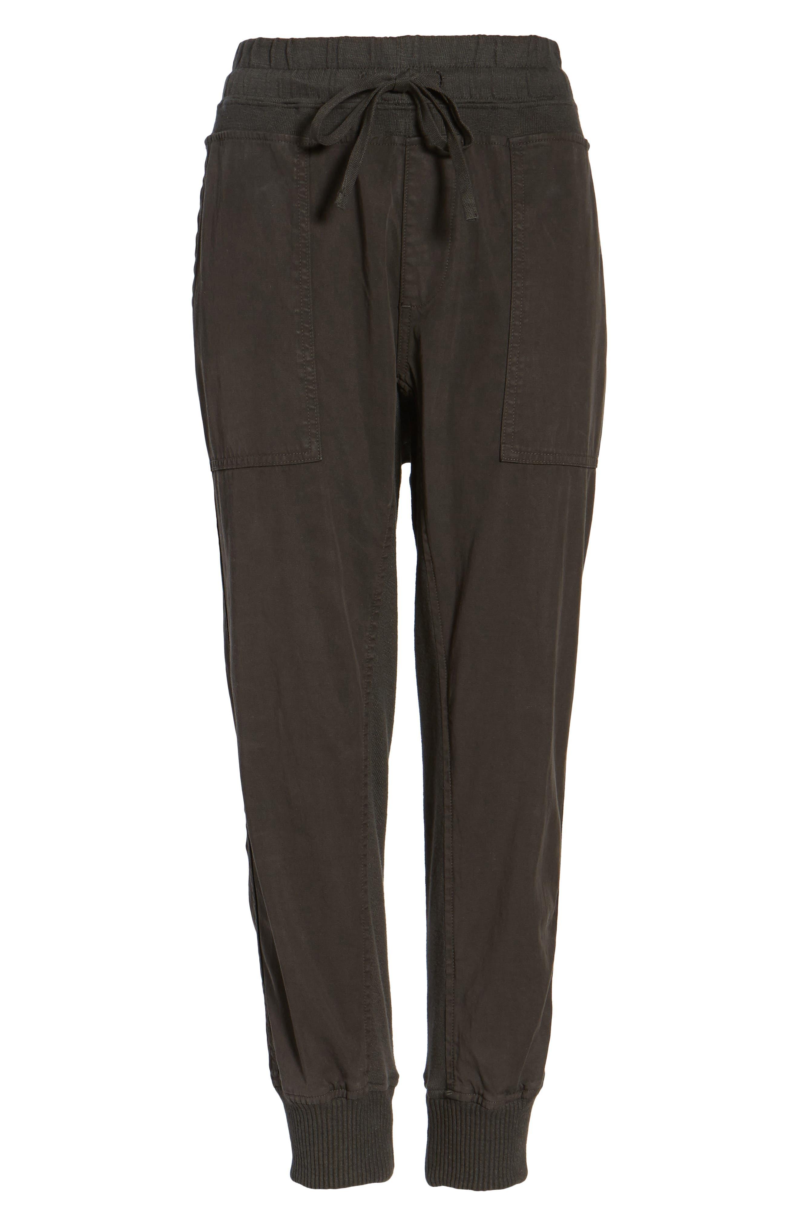 Jogger Pants,                             Alternate thumbnail 7, color,                             Carbon