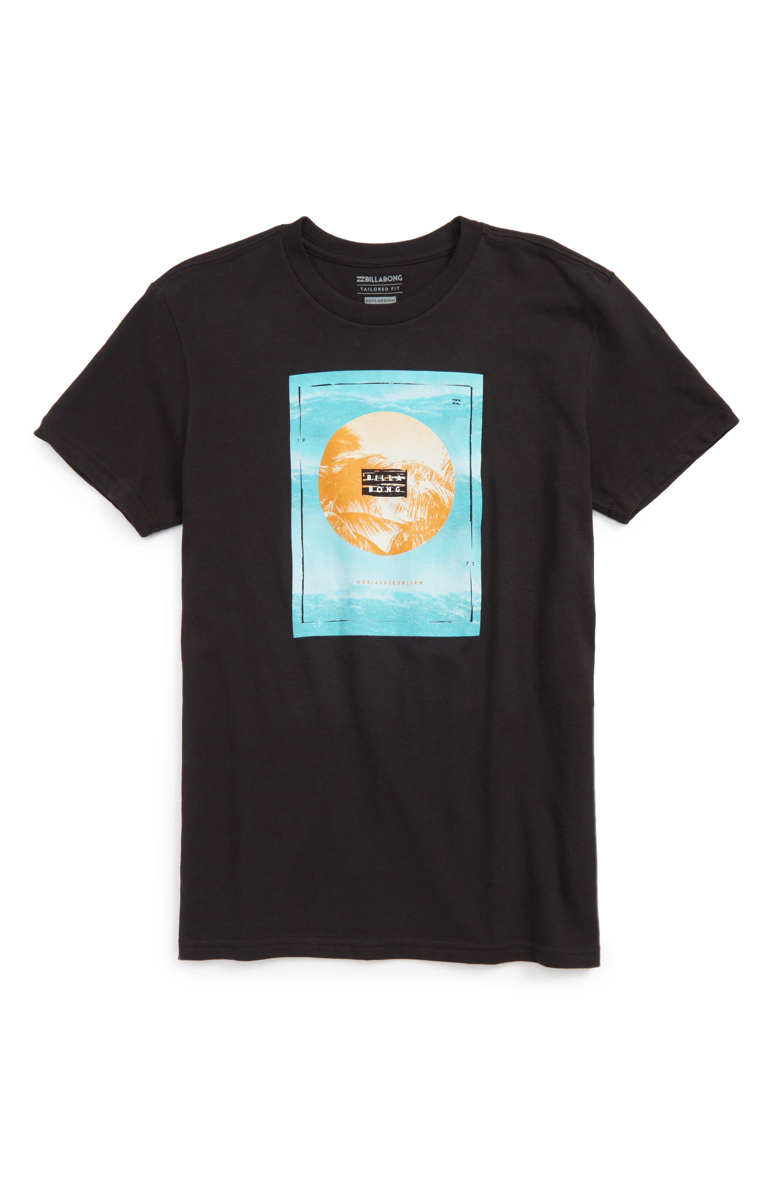 BILLABONG Caravan T-Shirt