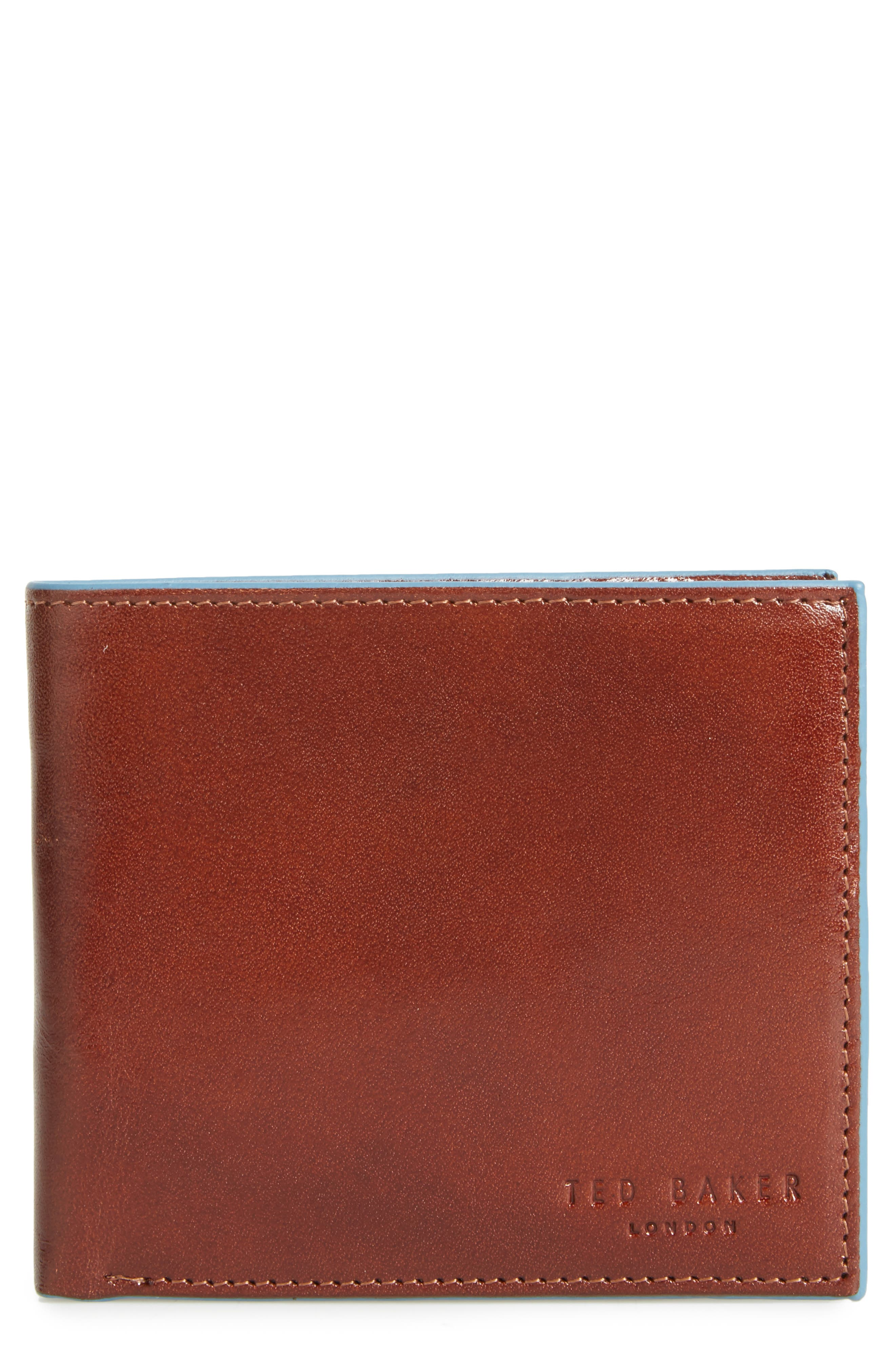 Ted Baker London Loganz Leather Wallet