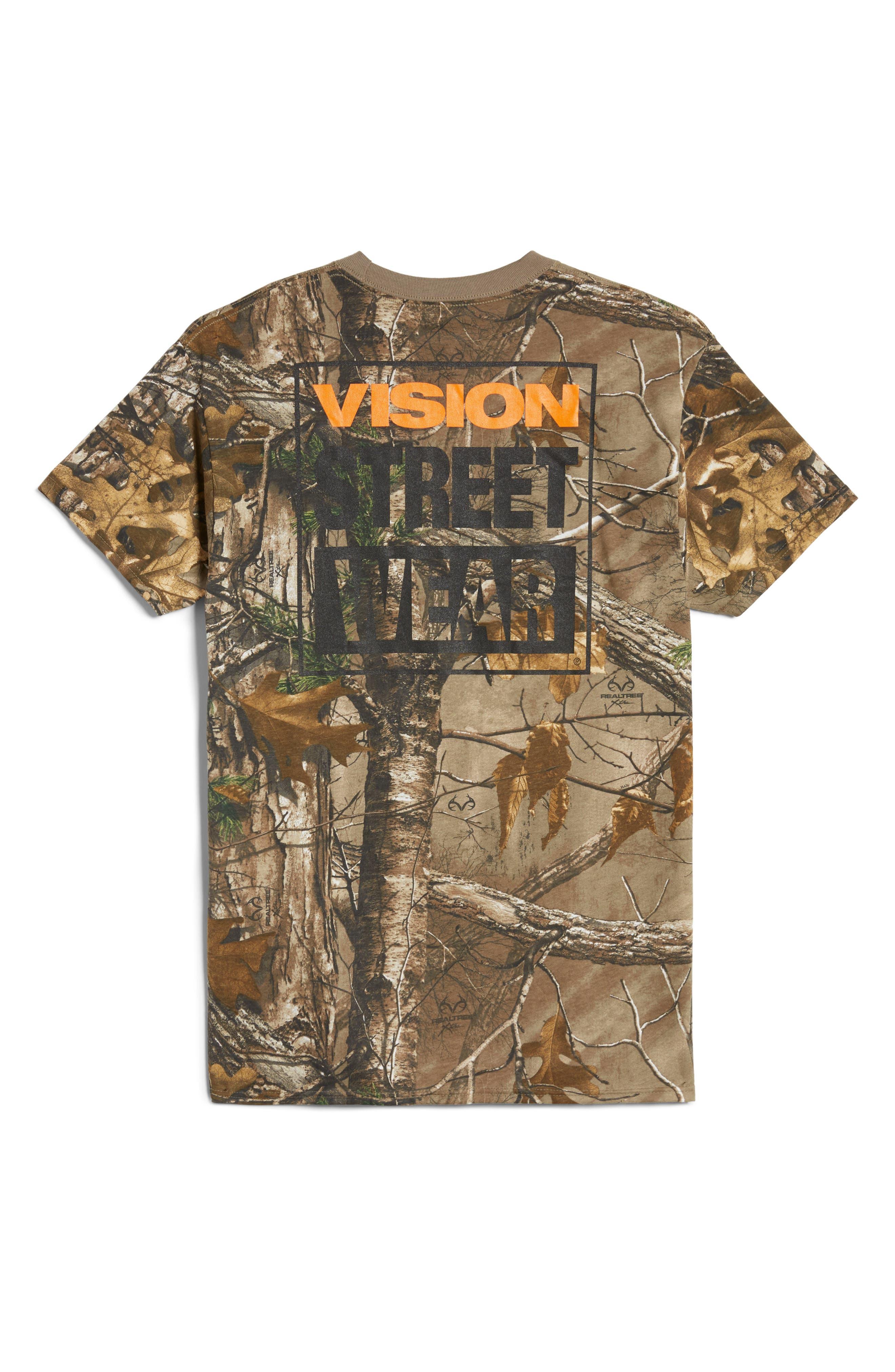 Vision Street Wear Camo 2 T-Shirt