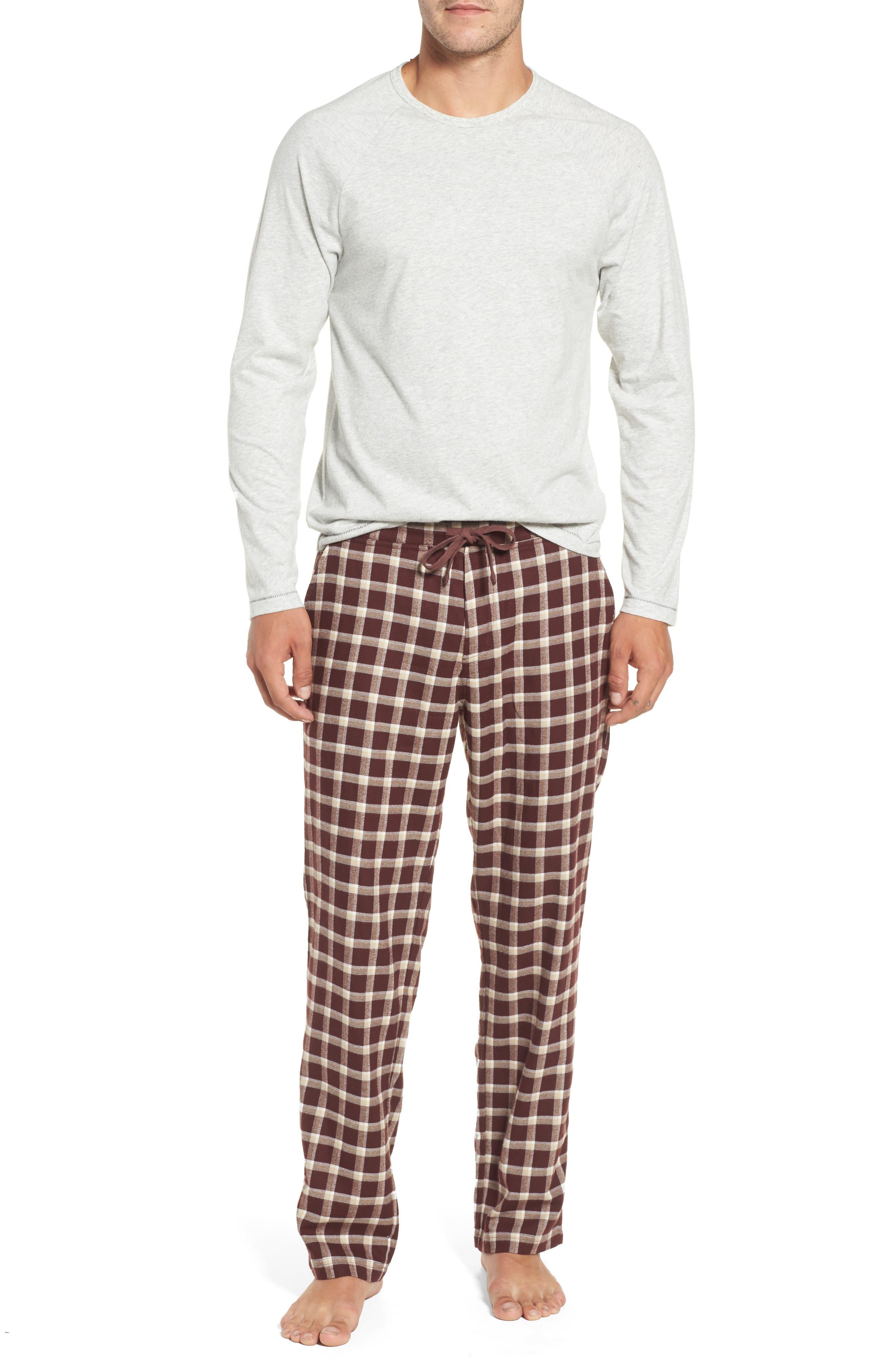 Alternate Image 1 Selected - UGG® Steiner Pajama Set