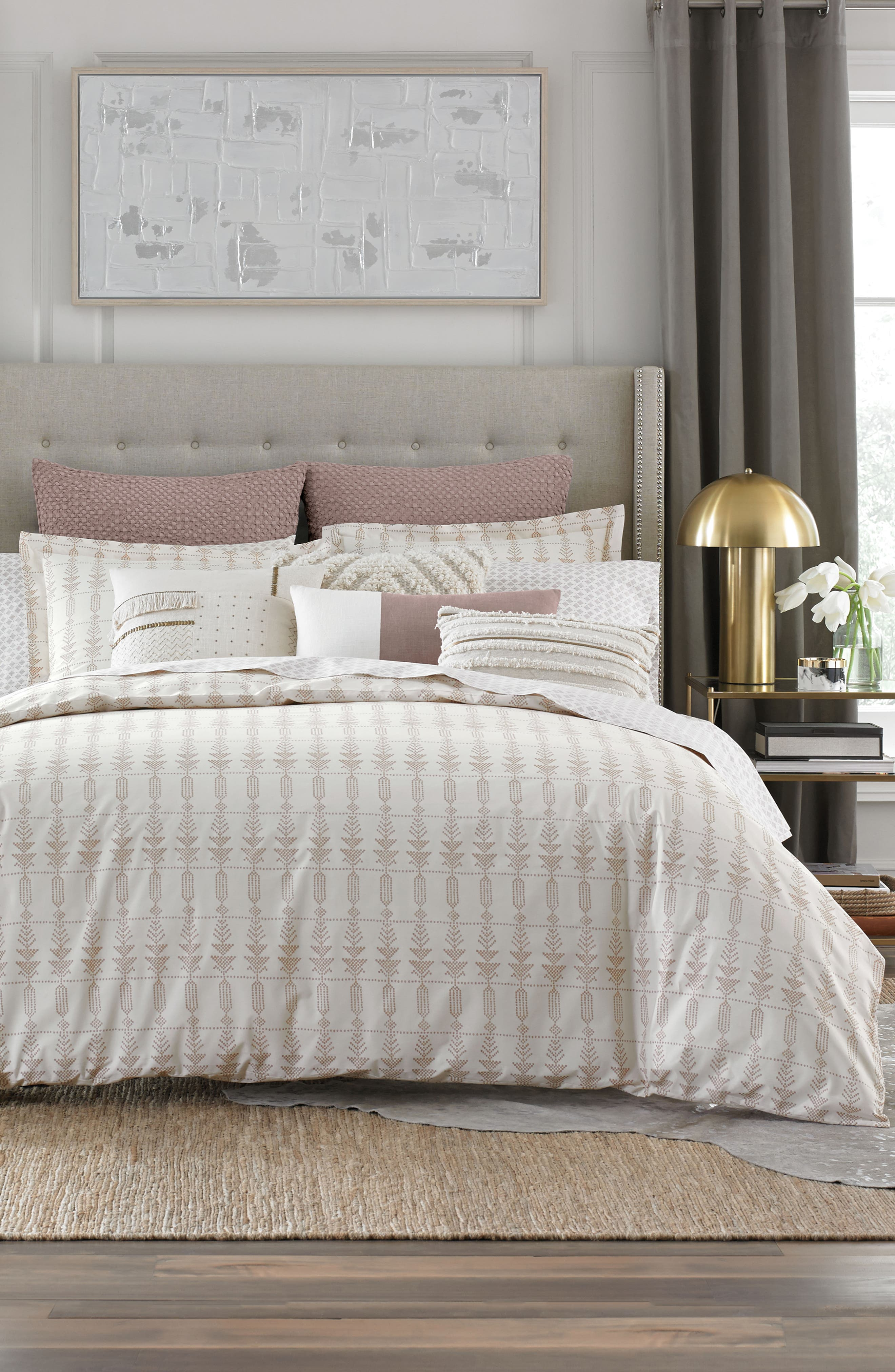 Alternate Image 1 Selected - DwellStudio Farrah Duvet Cover