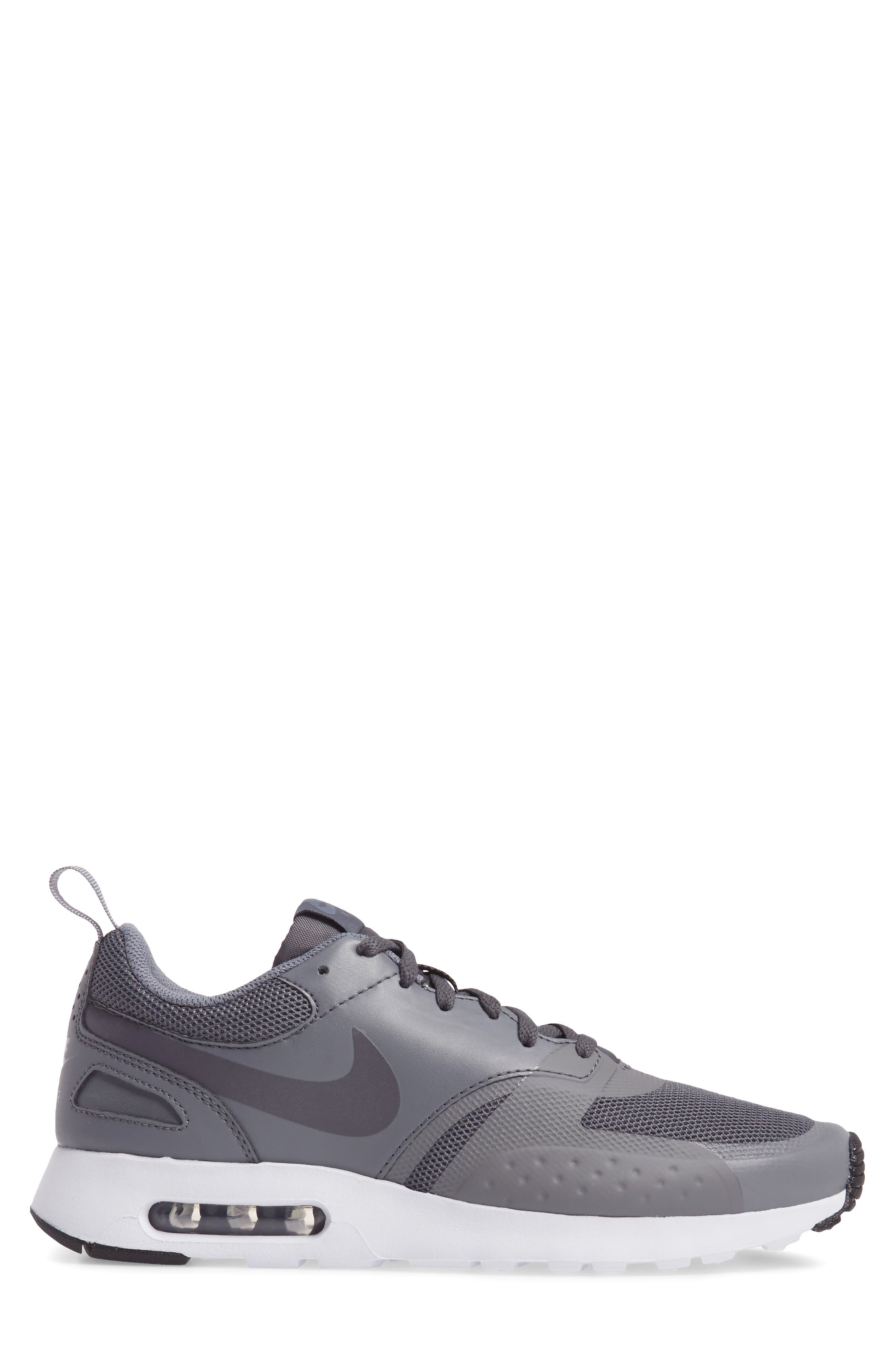 Air Max Vision Sneaker,                             Alternate thumbnail 3, color,                             Cool Grey/ Dark Grey/ White