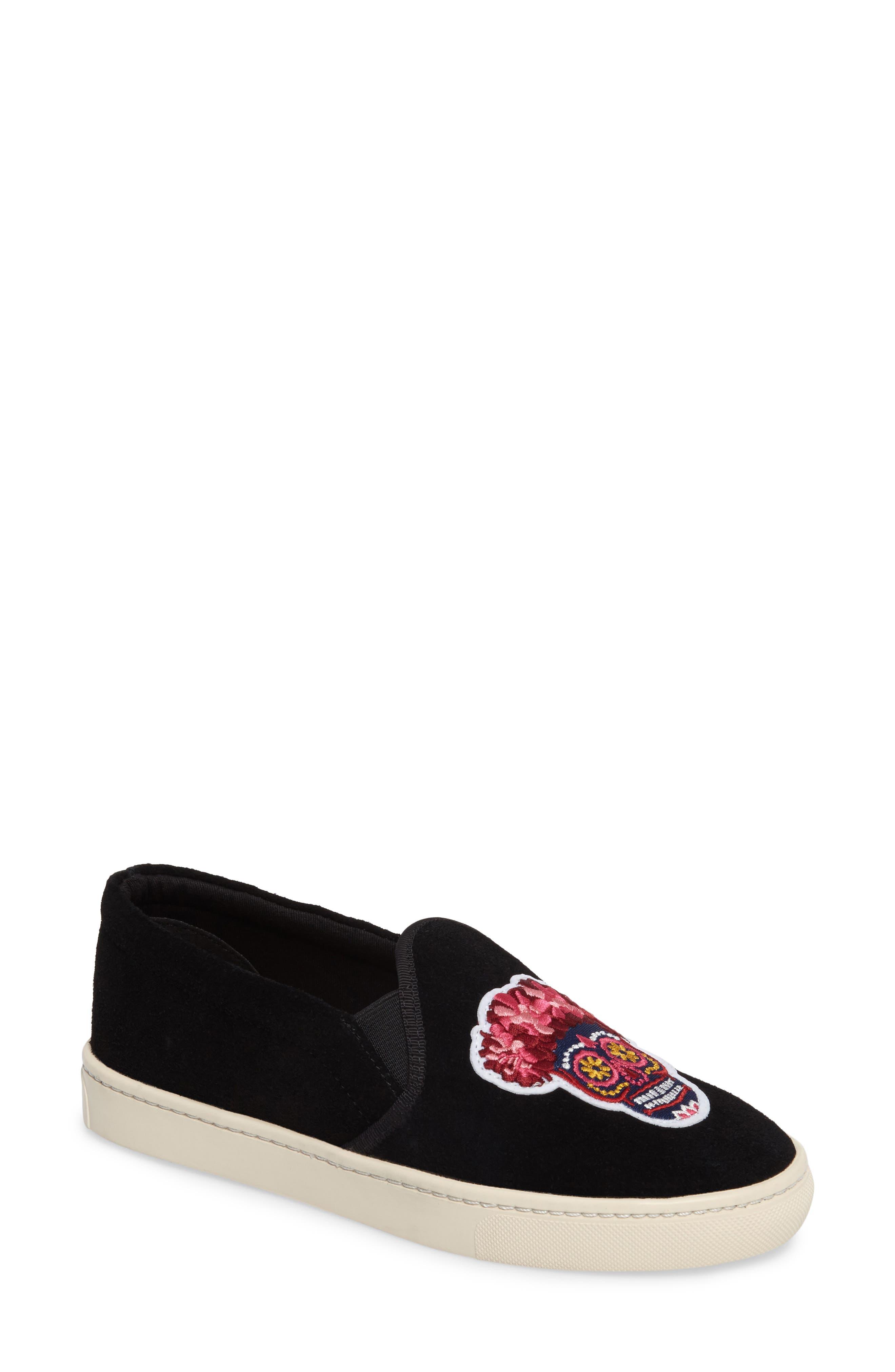 Soludos Day Of The Dead Slip-On Sneaker (Women)