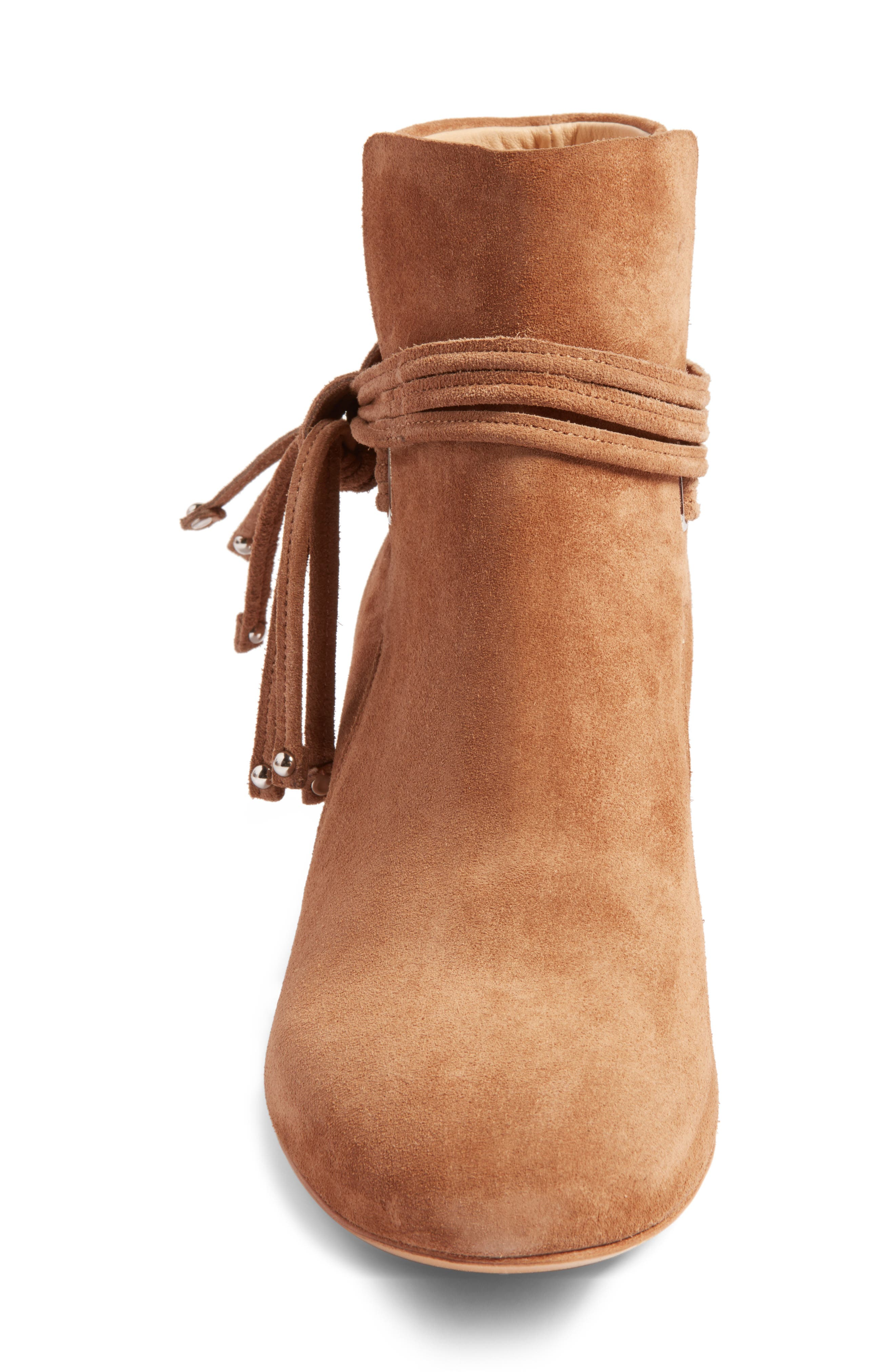 Alternate Image 4  - rag & bone Dalia II Tie-Strap Bootie (Women)