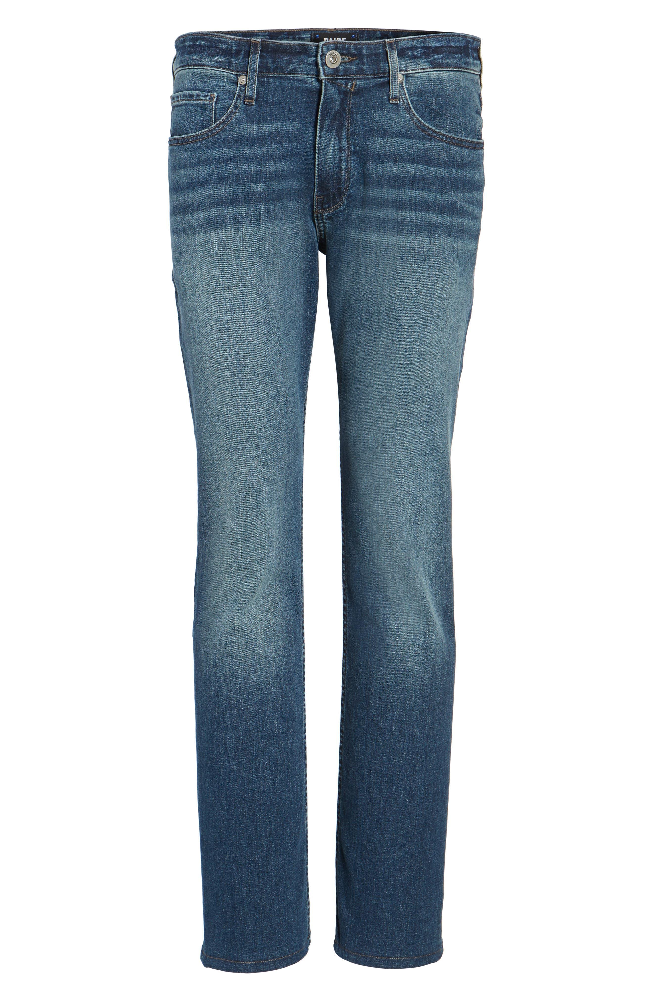 Legacy - Normandie Straight Leg Jeans,                             Alternate thumbnail 6, color,                             Ewan