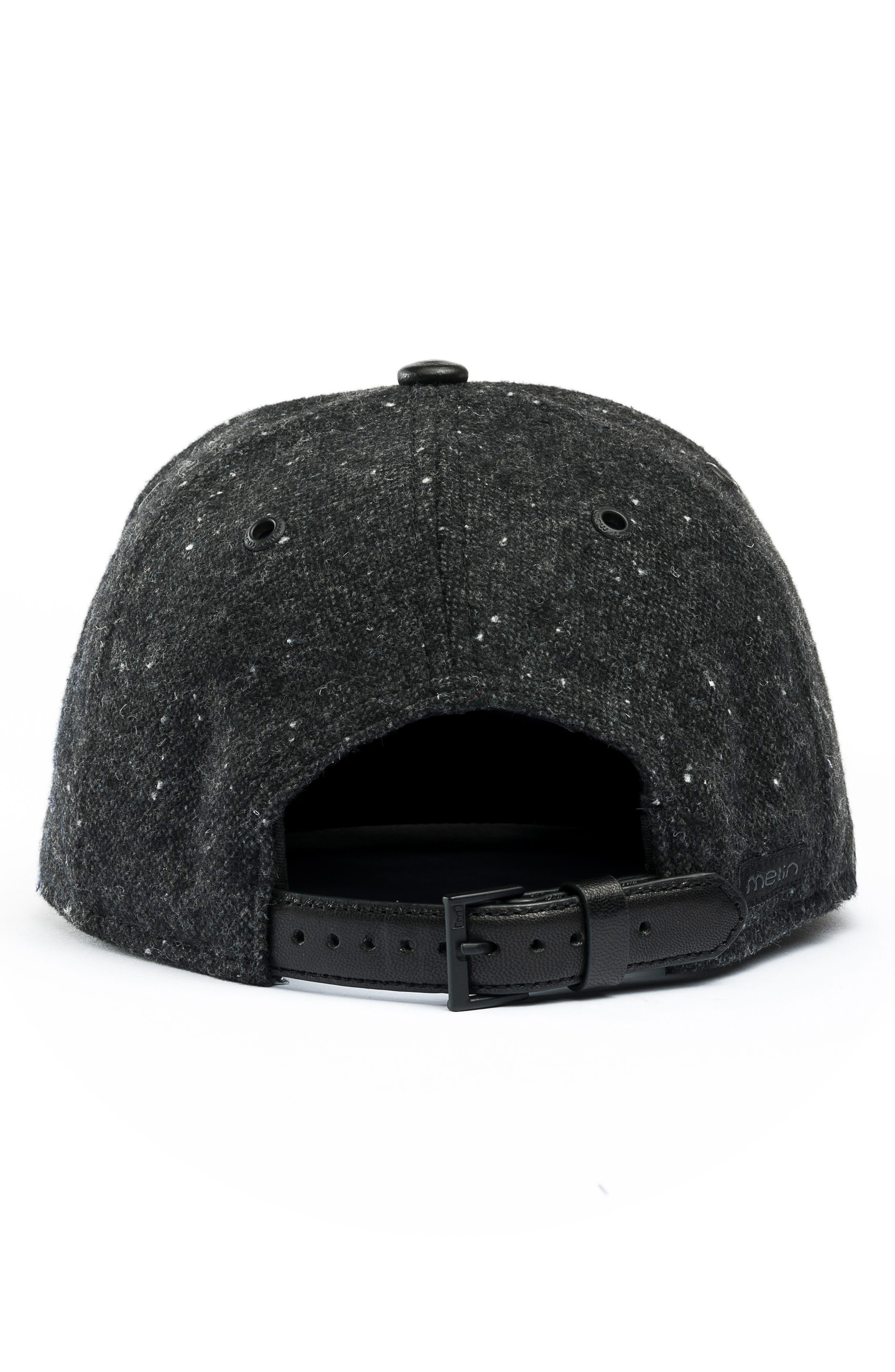 The Bar Baseball Cap,                             Alternate thumbnail 2, color,                             Dark Charcoal