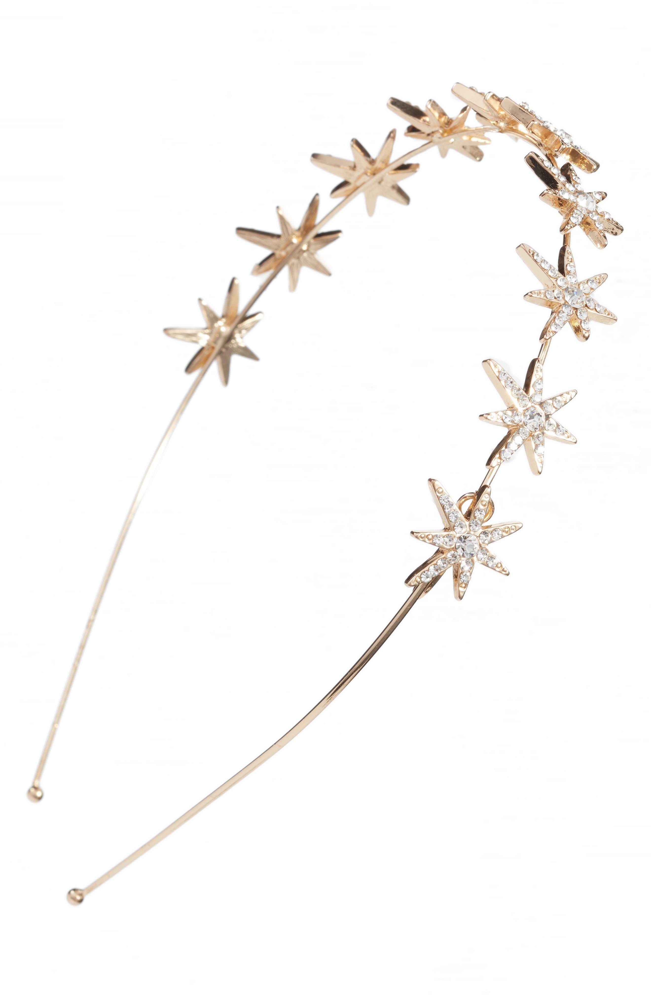 Tasha Star Crystal Headband