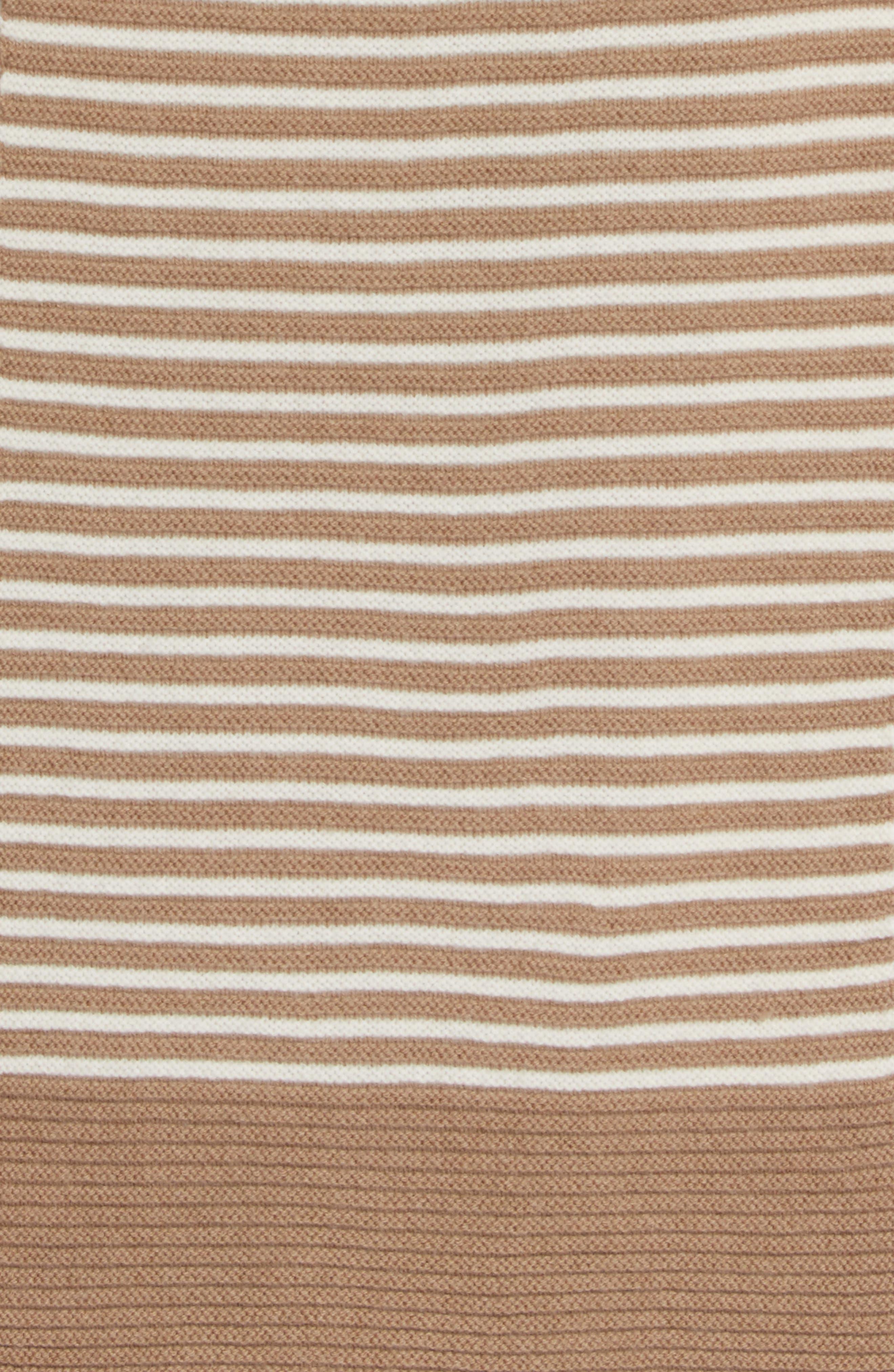 Alternate Image 4  - MICHAEL Michael Kors Double Links Wool & Cashmere Scarf