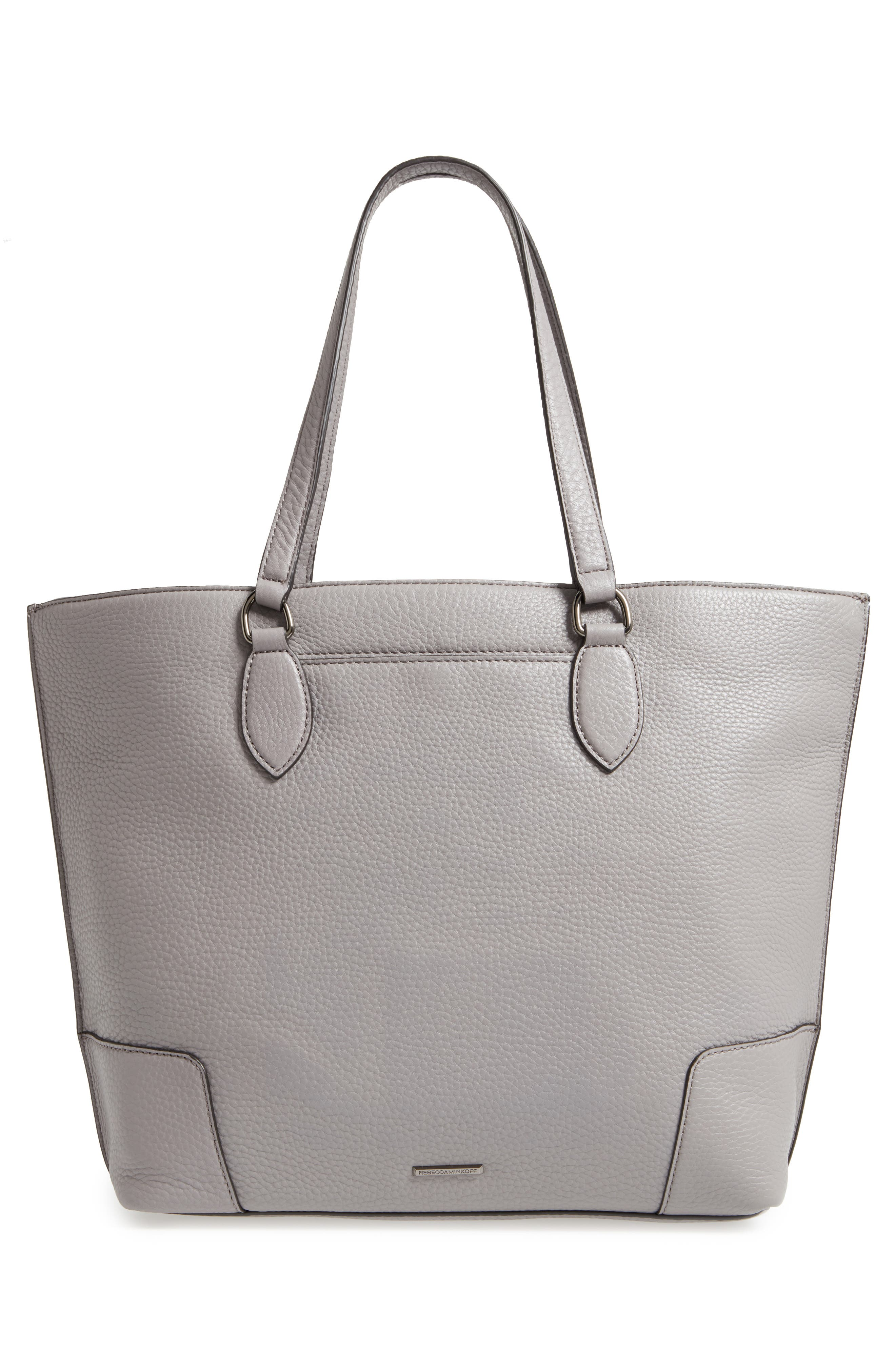 Alternate Image 3  - Rebecca Minkoff Moonwalking Leather Tote