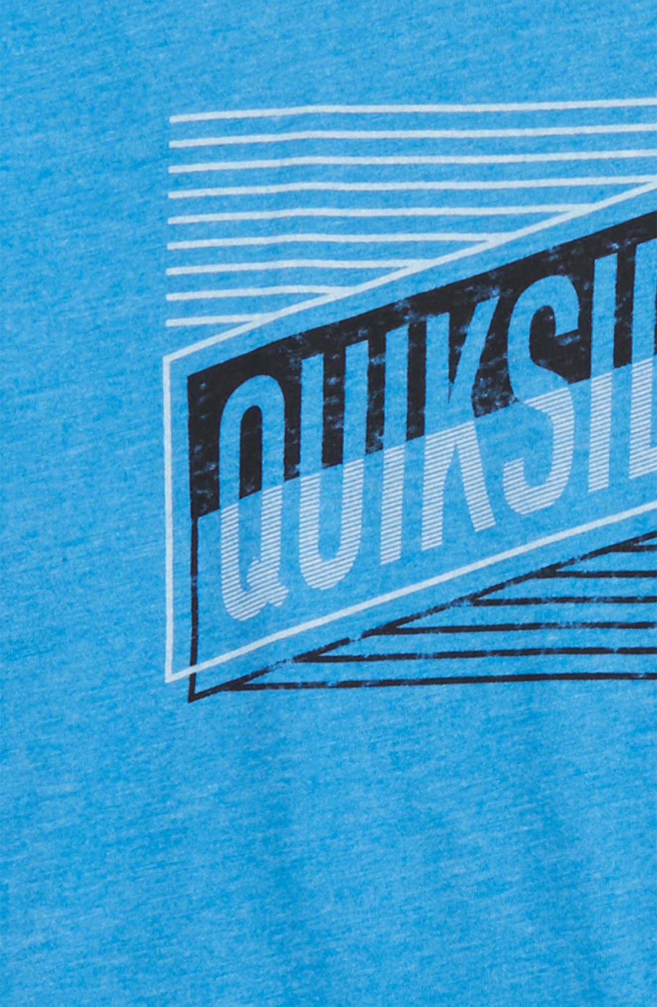 Alternate Image 2  - Quiksilver Port Roca T-Shirt (Big Boys)