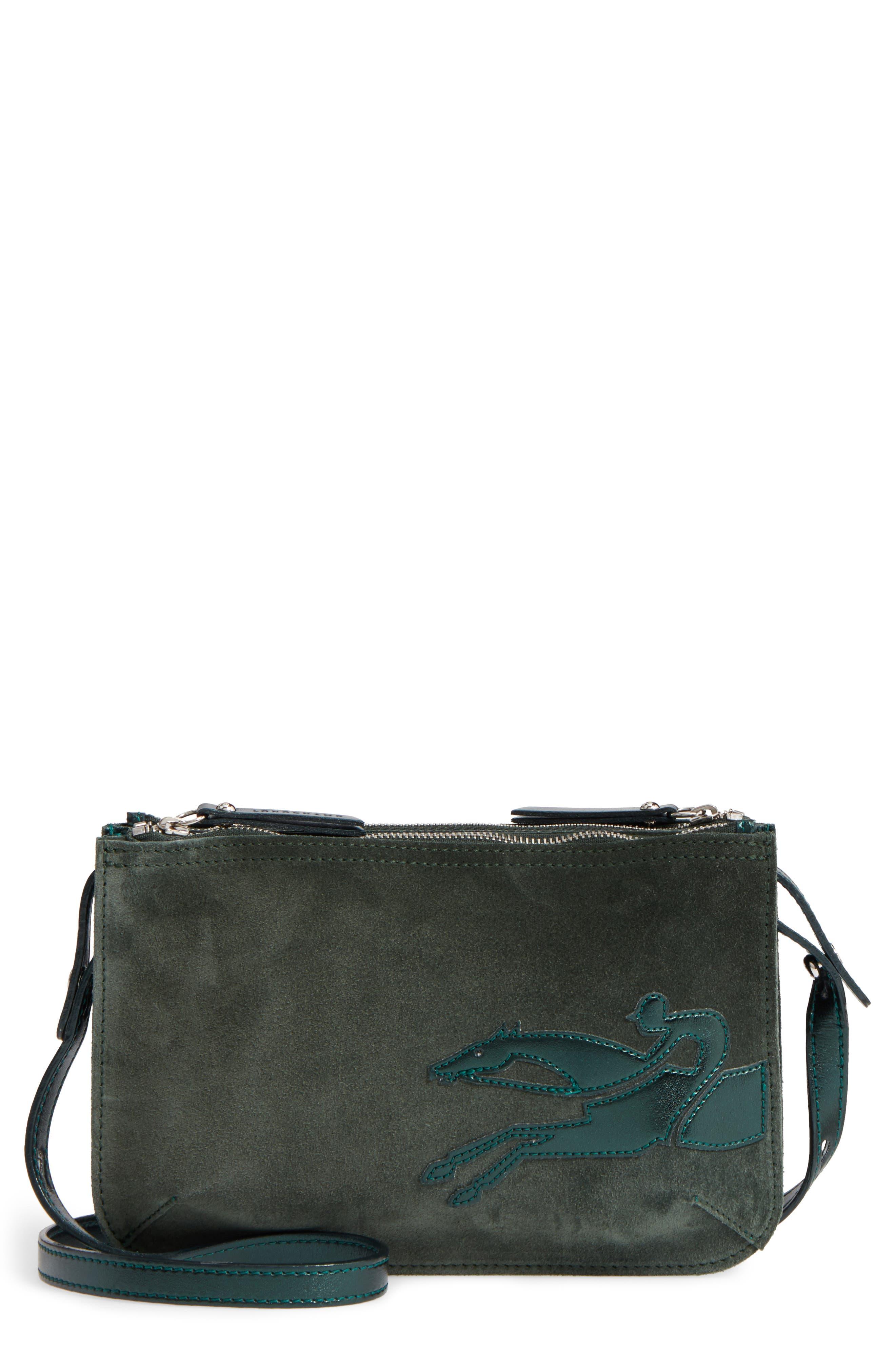 Alternate Image 1 Selected - Longchamp Shop It Crossbody Bag