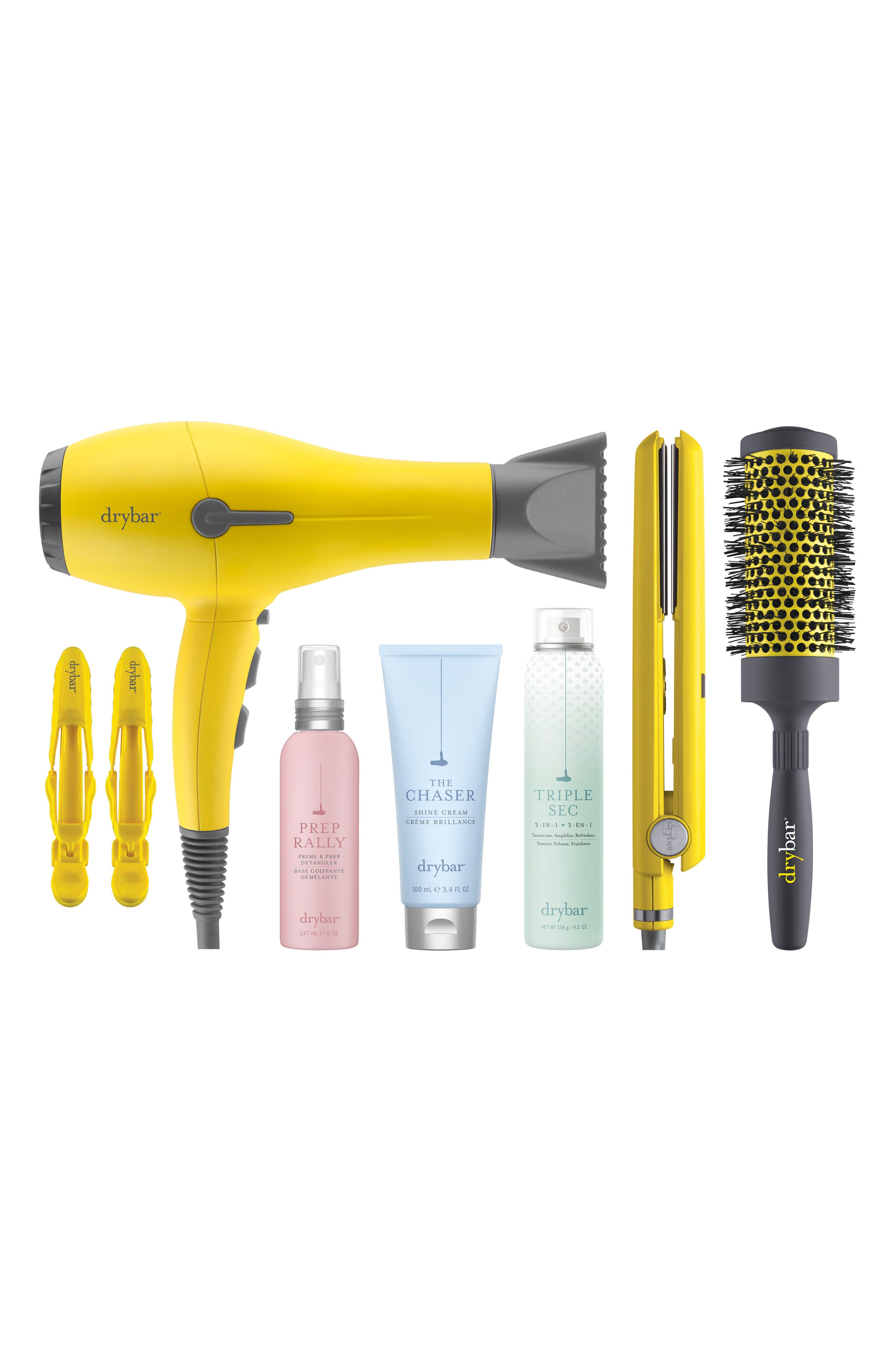 Alternate Image 1 Selected - Drybar Buttercup Big Bundle Collection (Nordstrom Exclusive) ($471 Value)