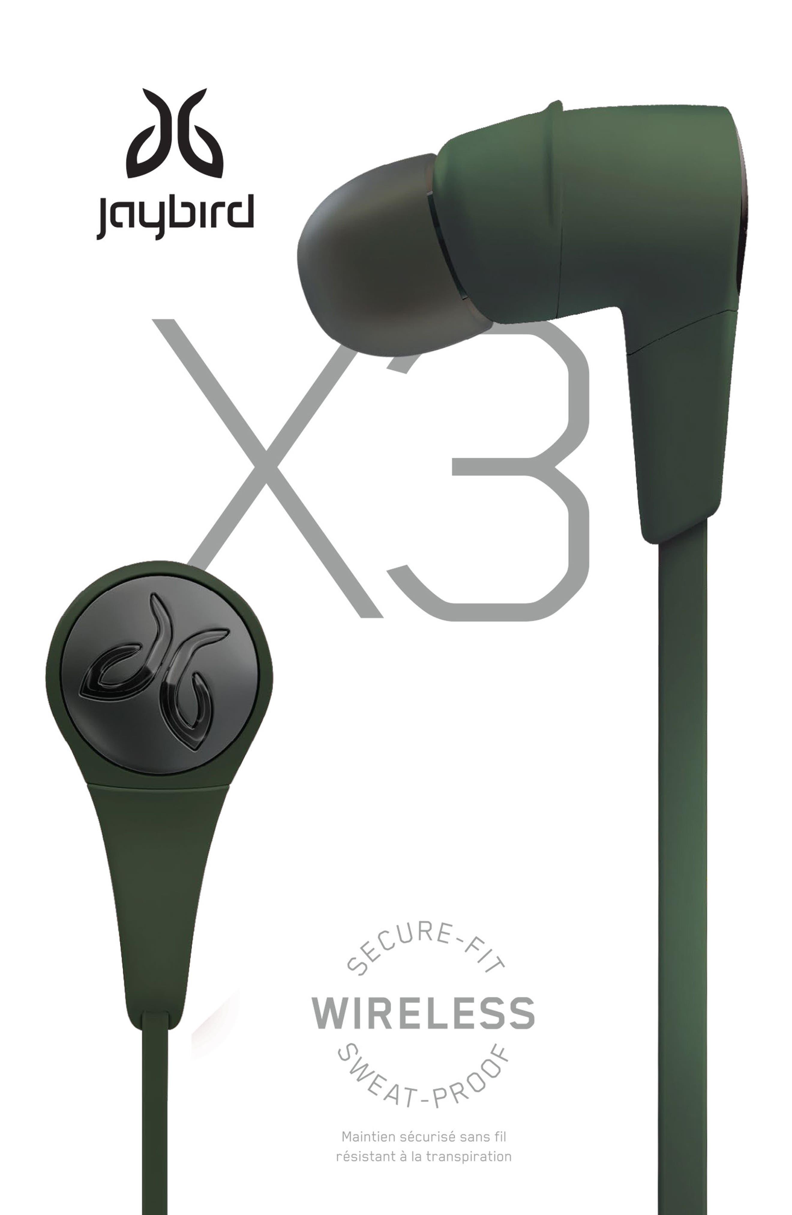 Alternate Image 5  - Jaybird x3 Sport BT Wireless Earbuds