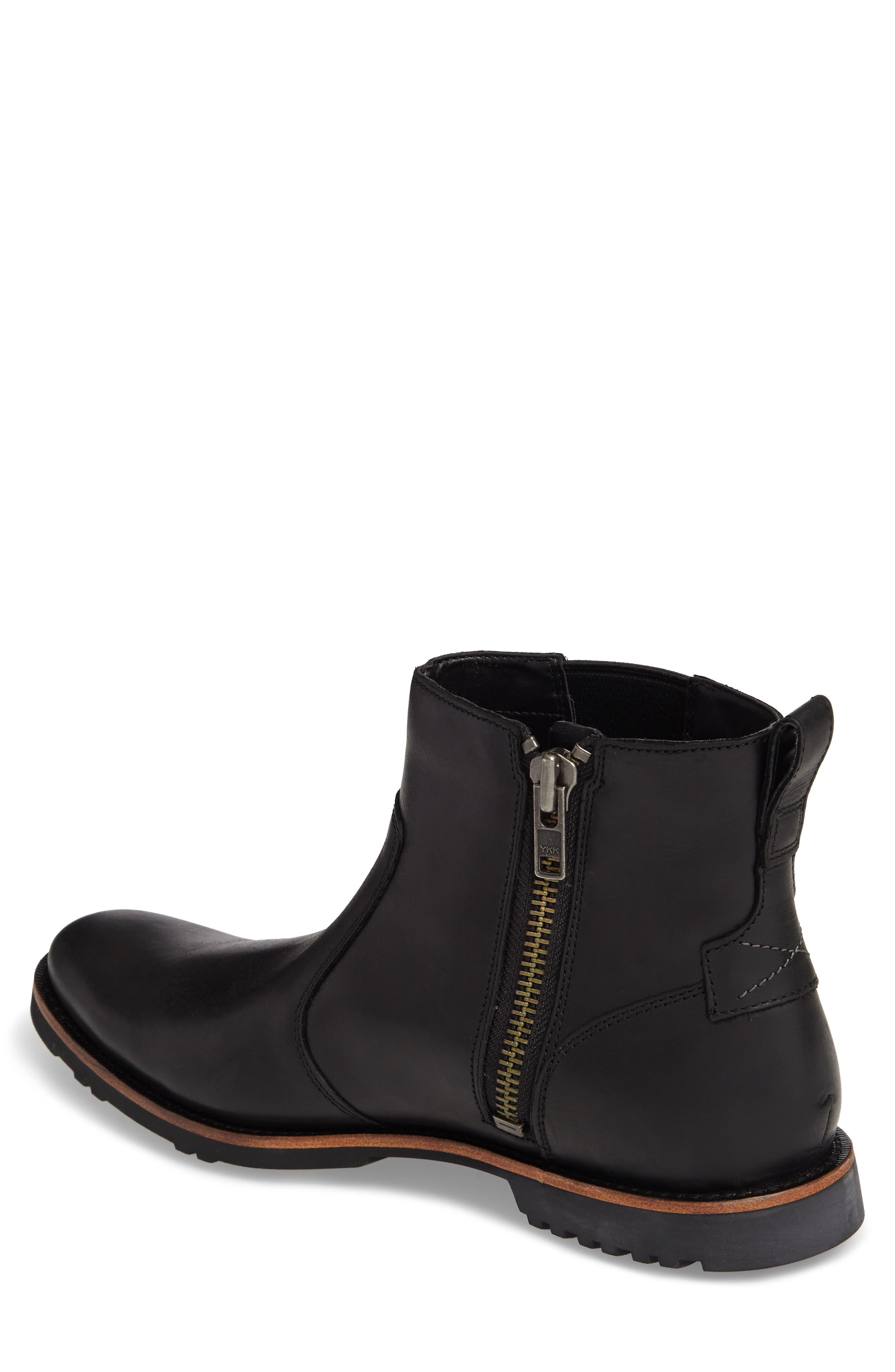 Alternate Image 2  - Timberland Kendrick Zip Boot (Men)