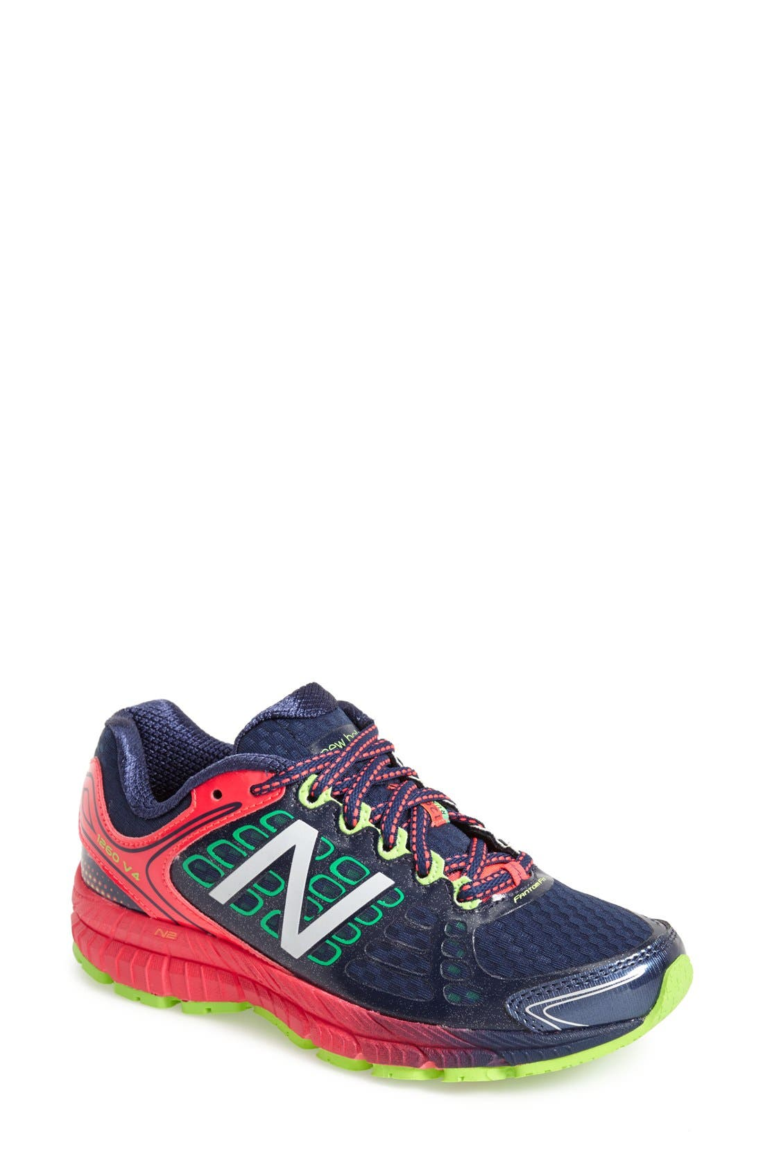 Alternate Image 1 Selected - New Balance '1260' Running Shoe (Women)