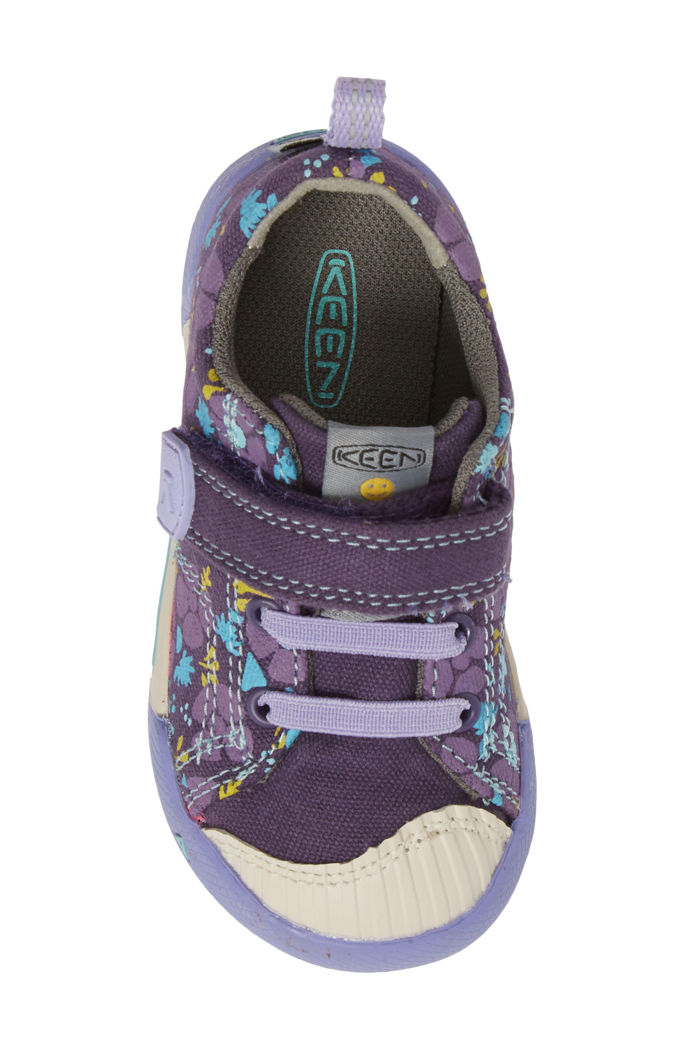 Alternate Image 5  - Keen Encanto Finley Sneaker (Baby, Walker, Toddler, Little Kid & Big Kid)