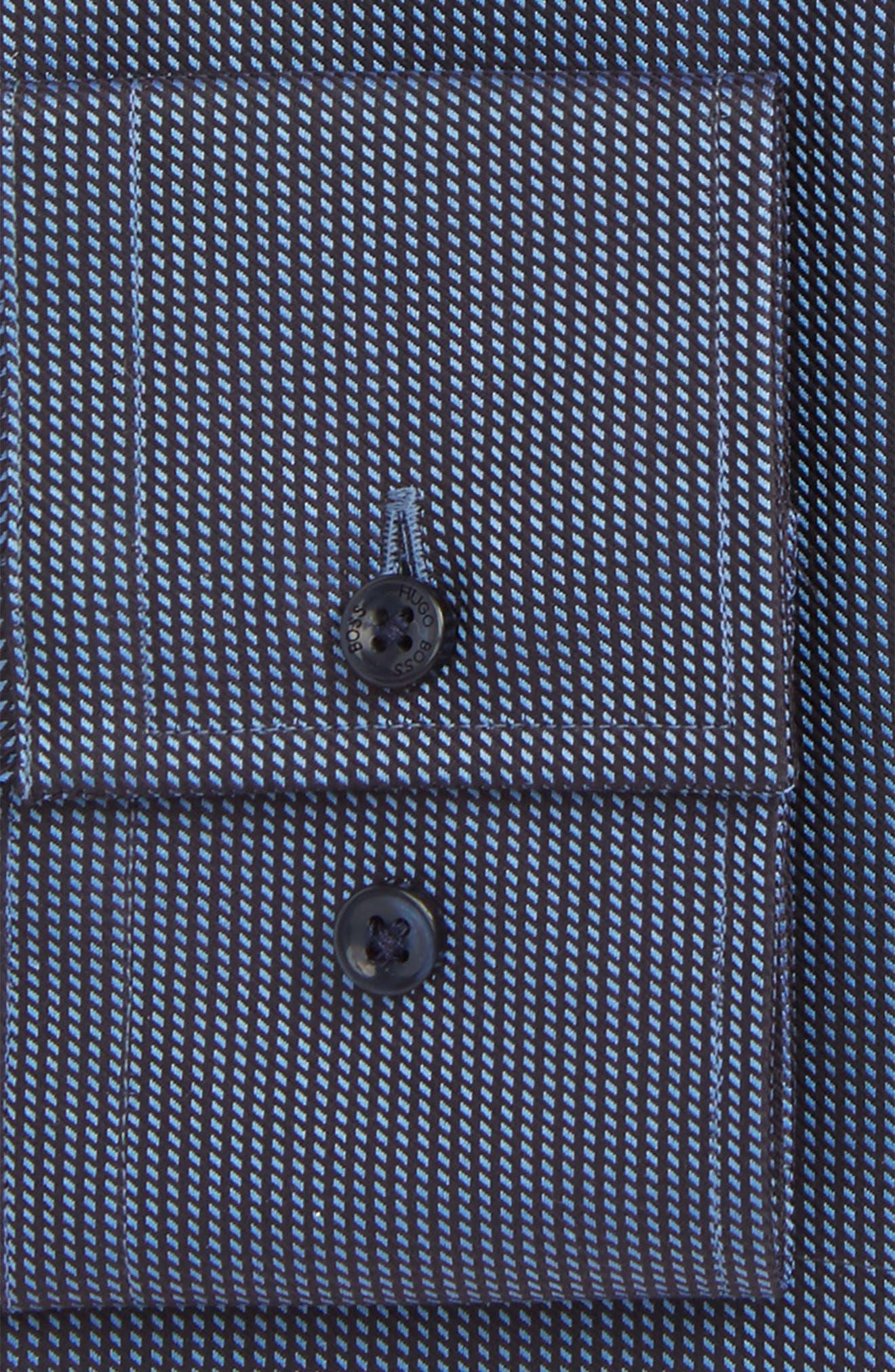 Alternate Image 2  - BOSS Jenno Slim Fit Dress Shirt