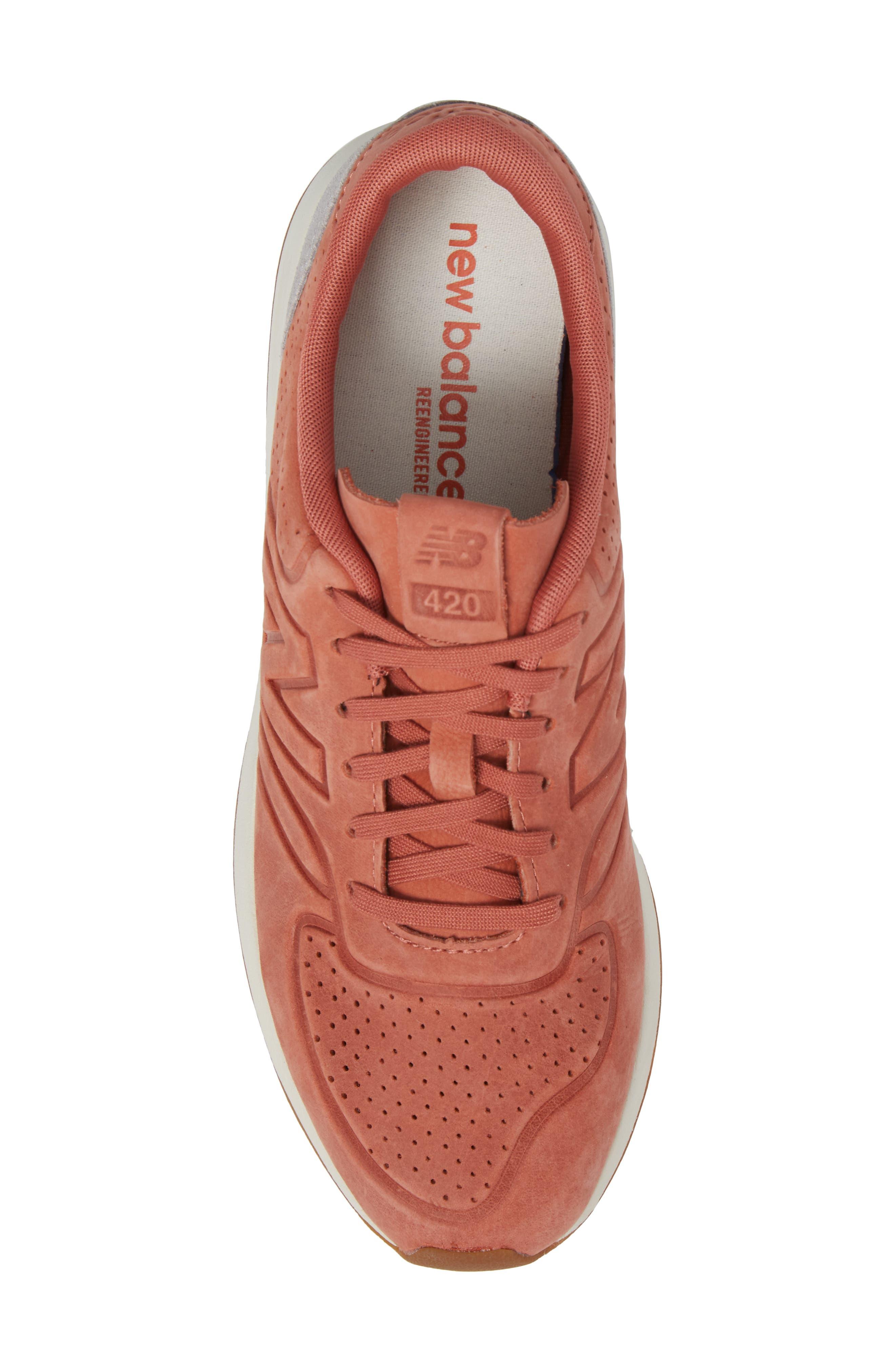 Alternate Image 5  - New Balance 420 Premium Decon Sneaker (Men)