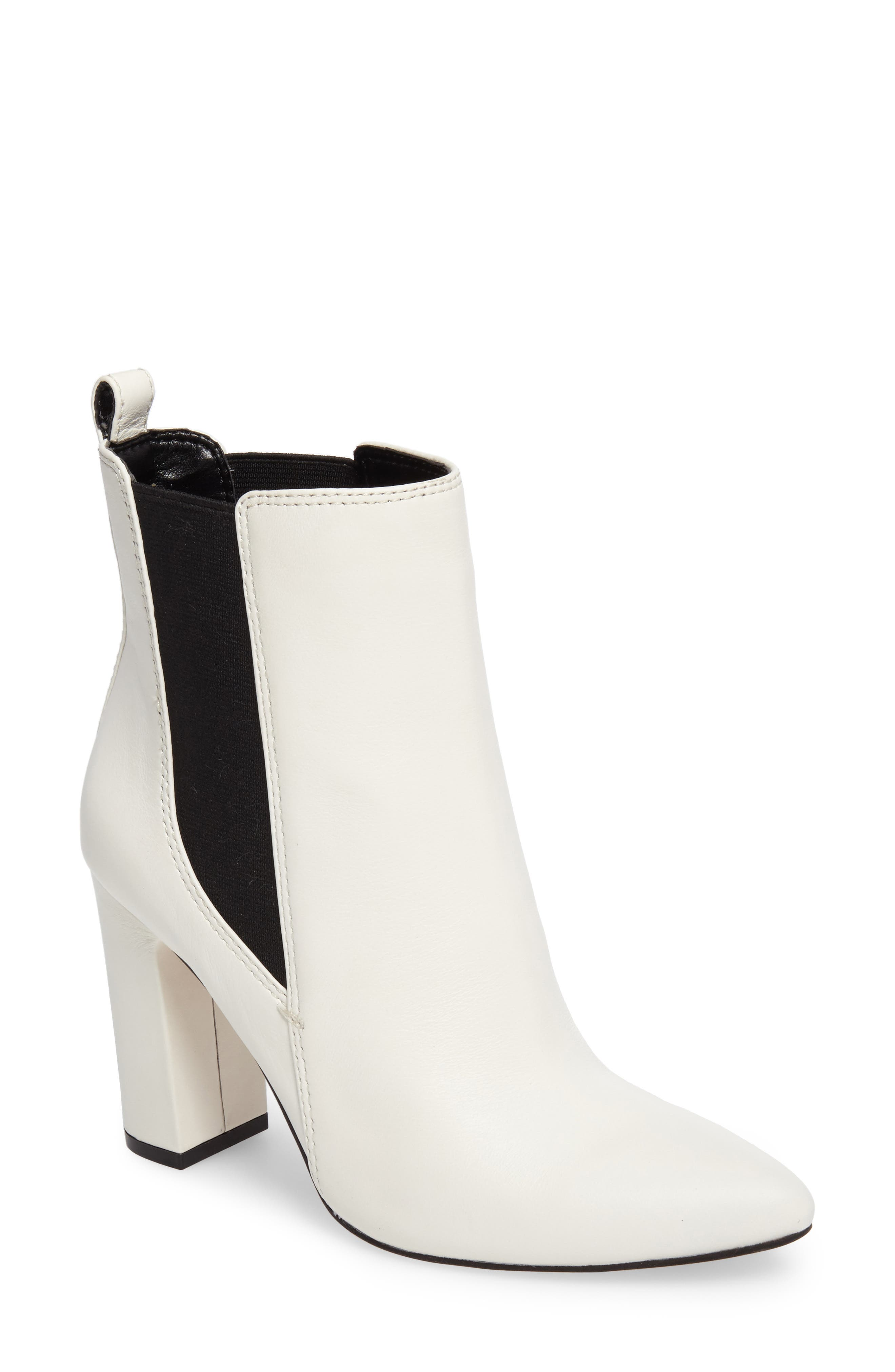 Britsy Bootie,                             Main thumbnail 1, color,                             Milk