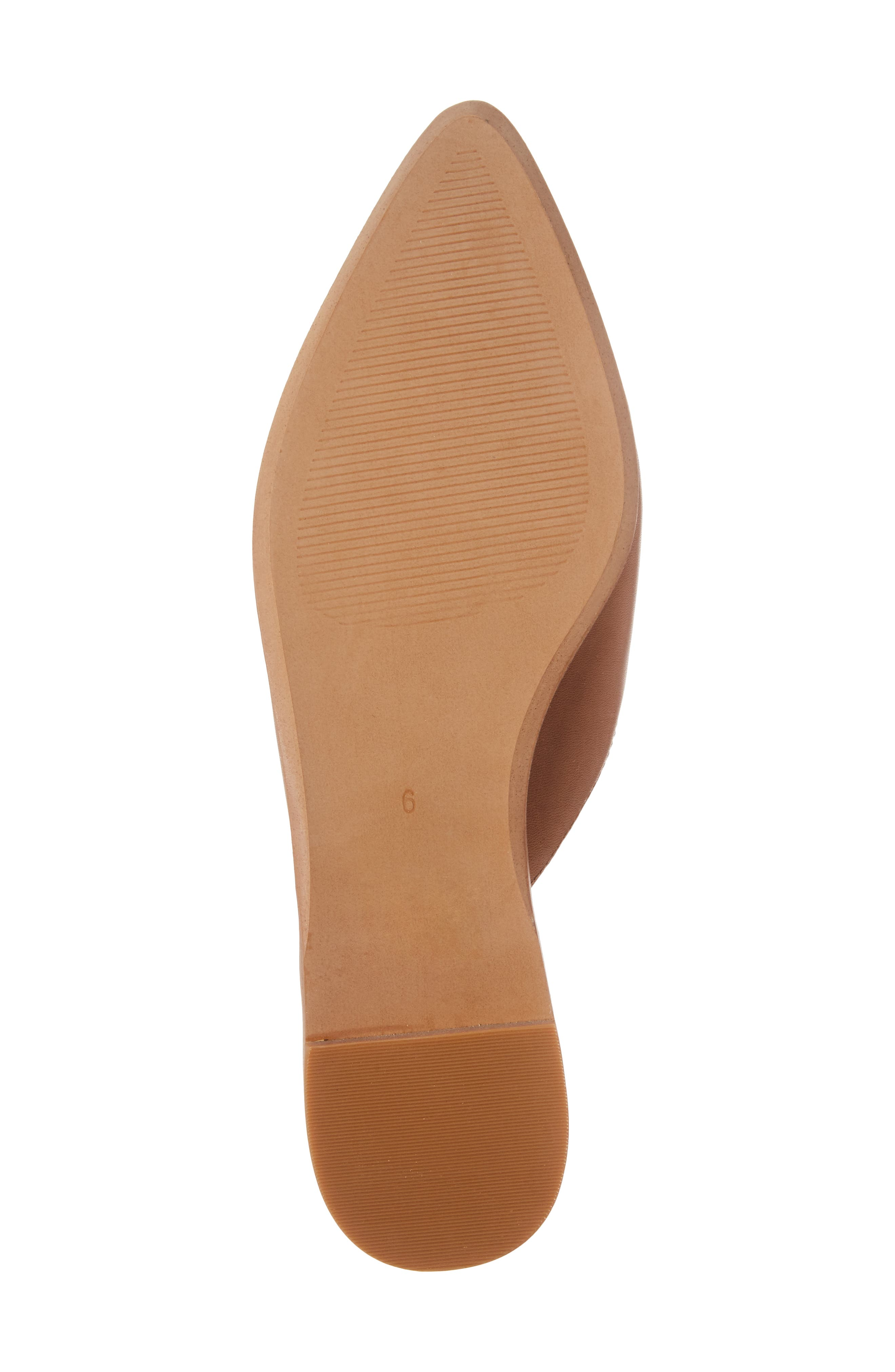Alternate Image 6  - Madewell The Gemma Pointy Toe Mule (Women)