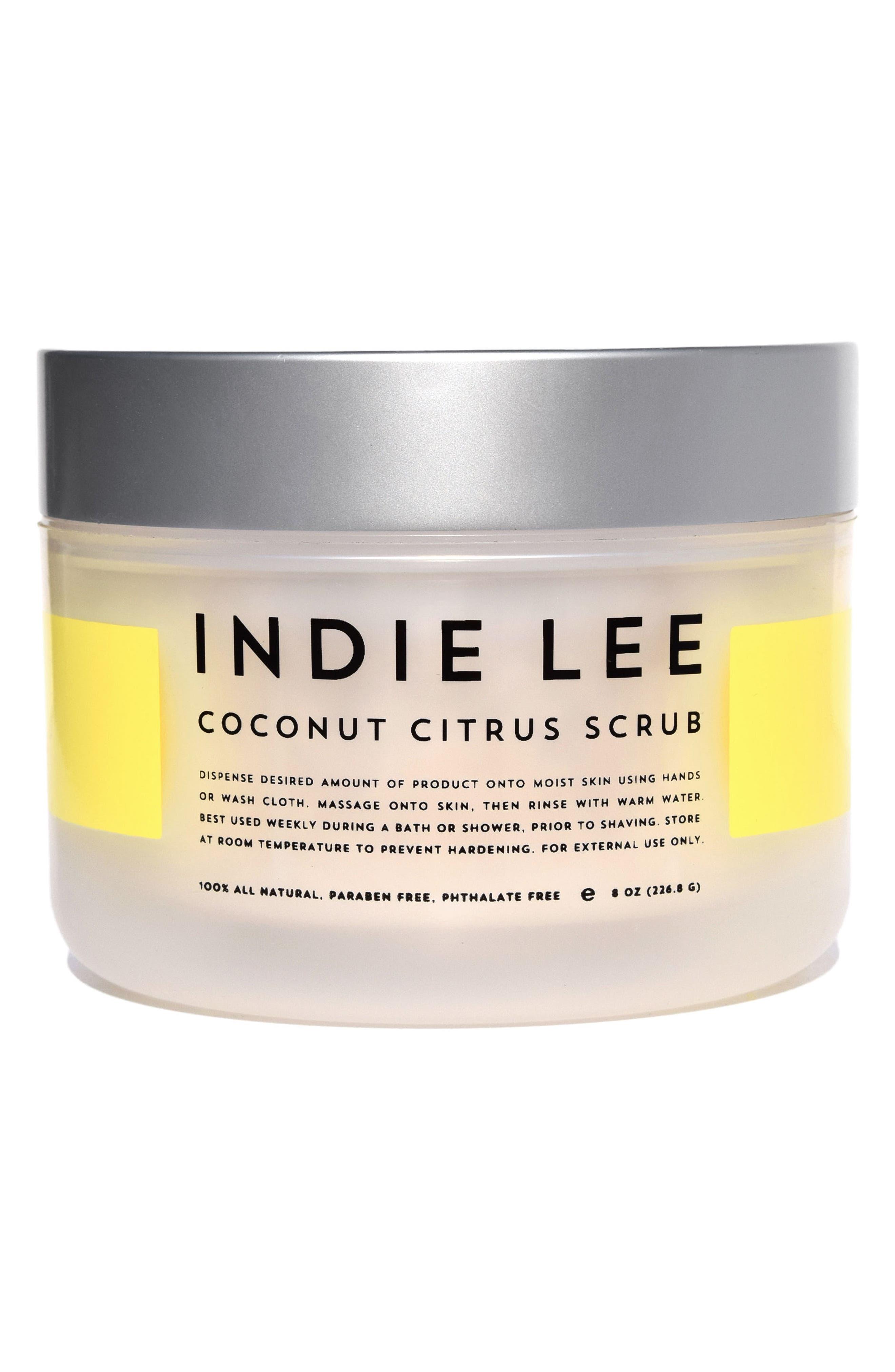Alternate Image 1 Selected - Indie Lee Coconut Citrus Body Scrub