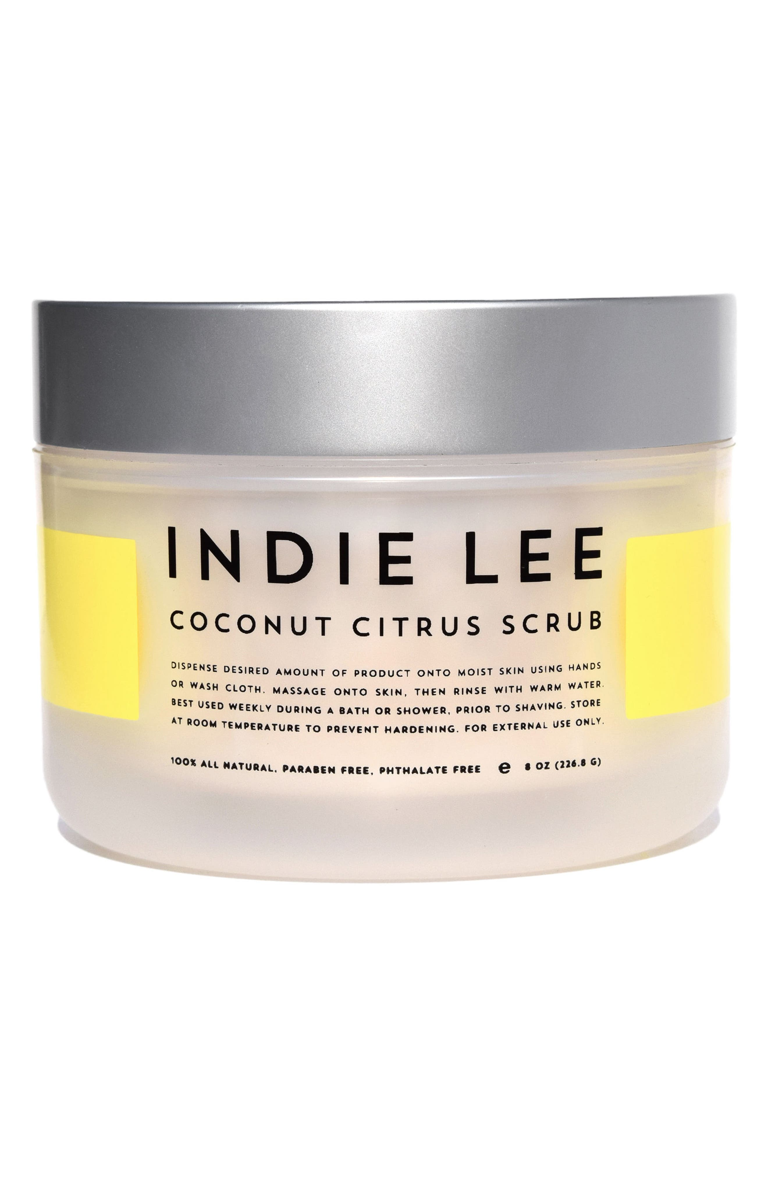 Main Image - Indie Lee Coconut Citrus Body Scrub