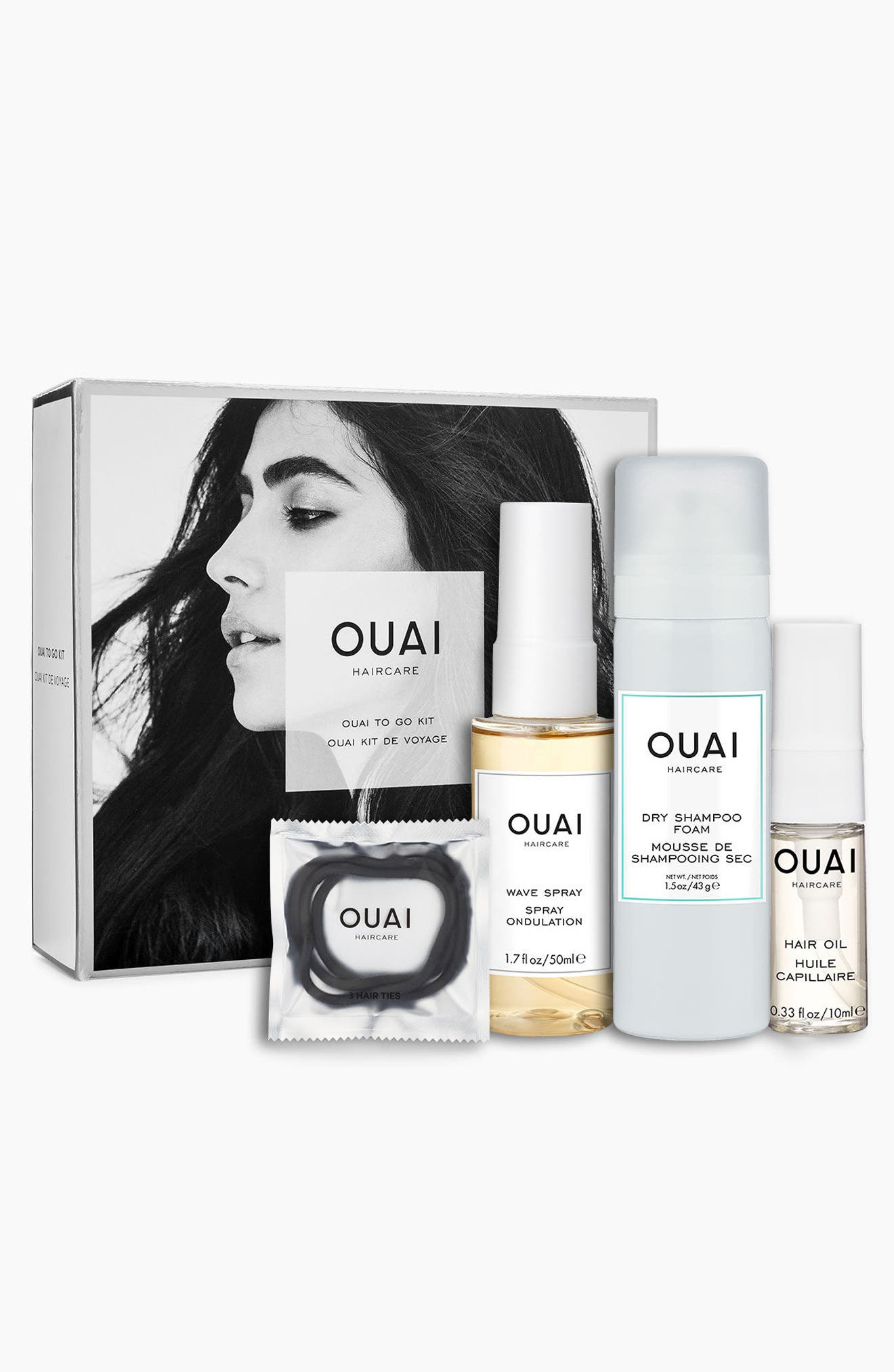 Alternate Image 1 Selected - OUAI To Go Kit ($40 Value)