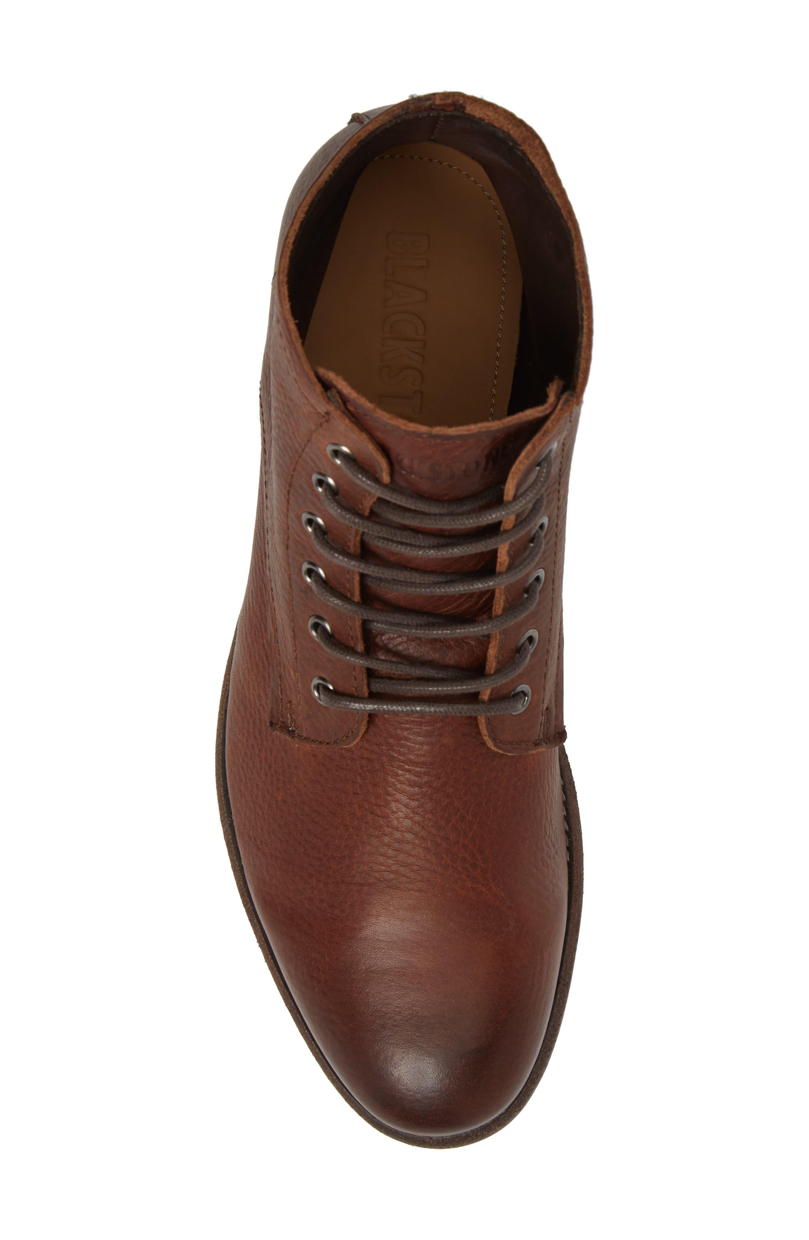 Alternate Image 5  - Blackstone KM 21 Plain Toe Boot (Men)