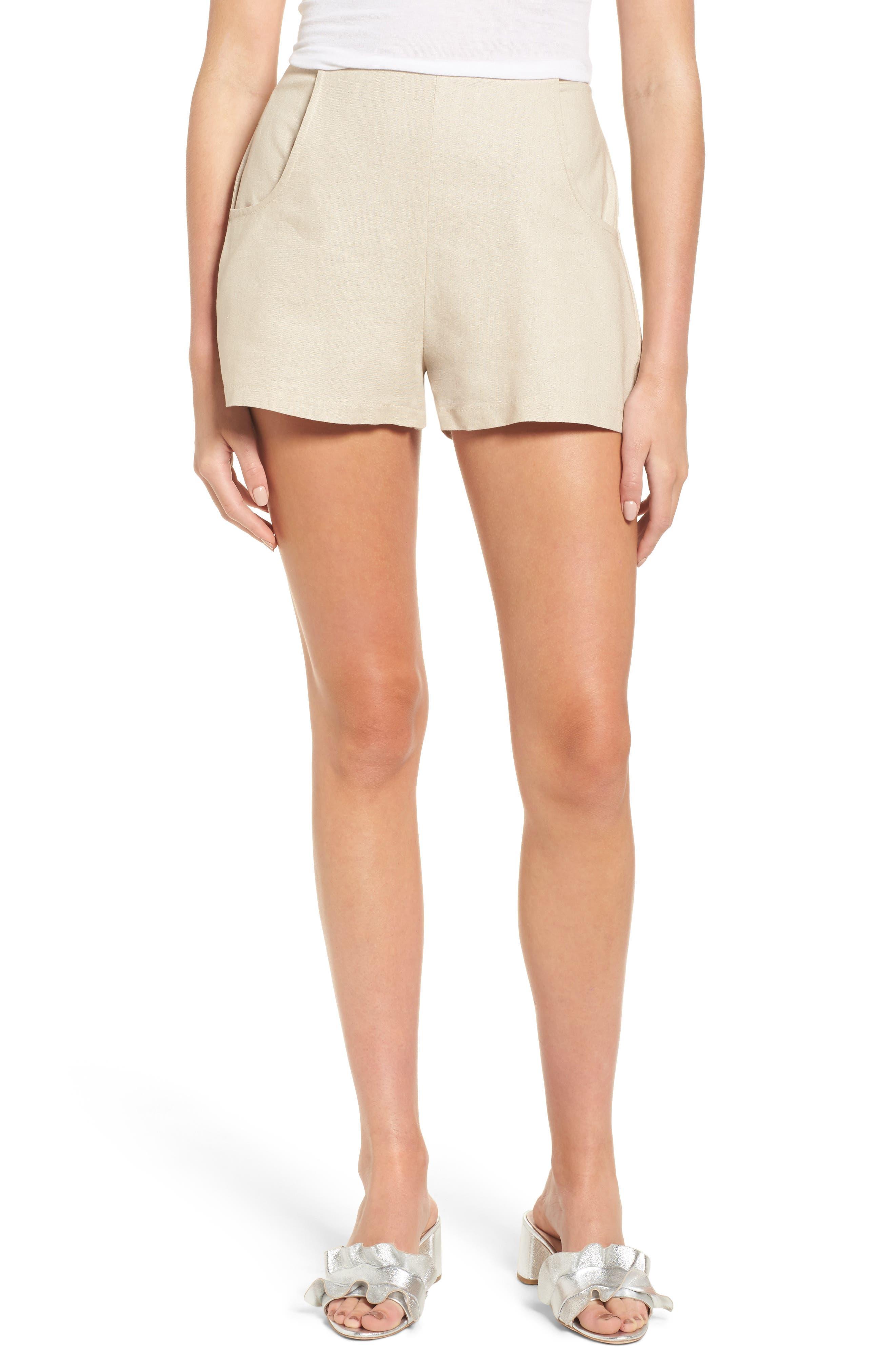 Leith High Waist Shorts