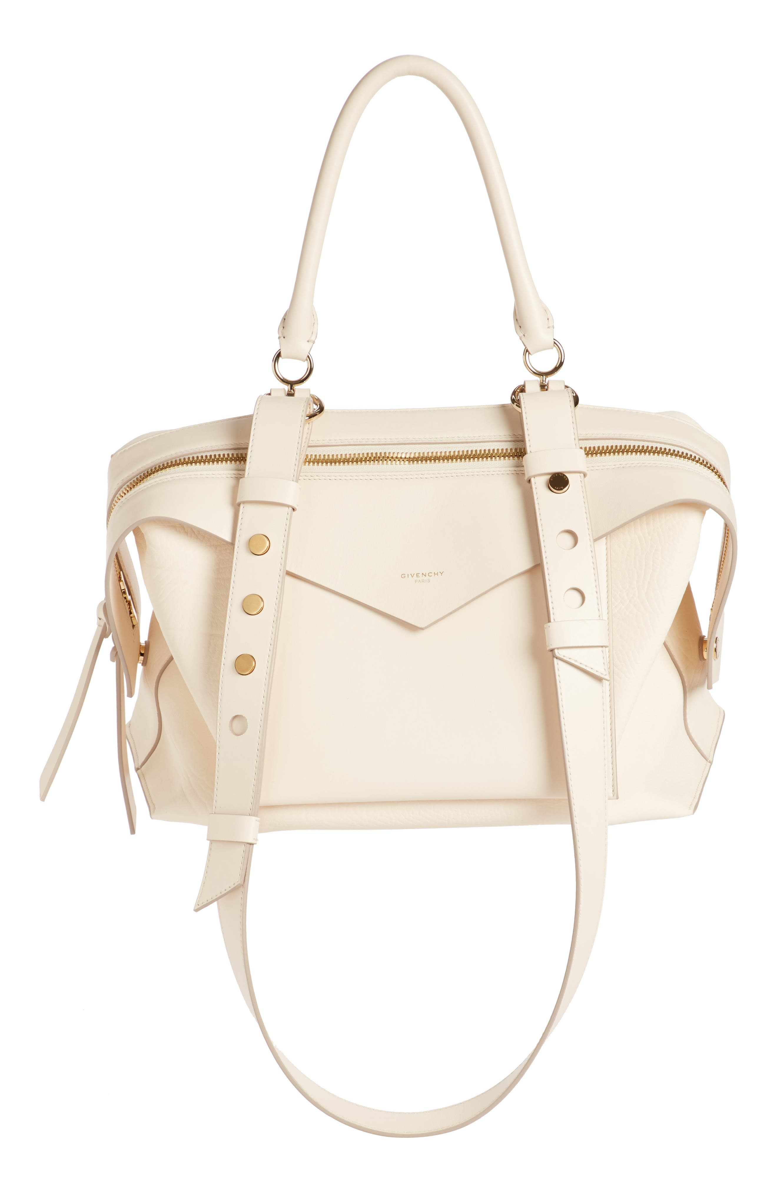 Alternate Image 1 Selected - Givenchy Medium Sway Leather Satchel
