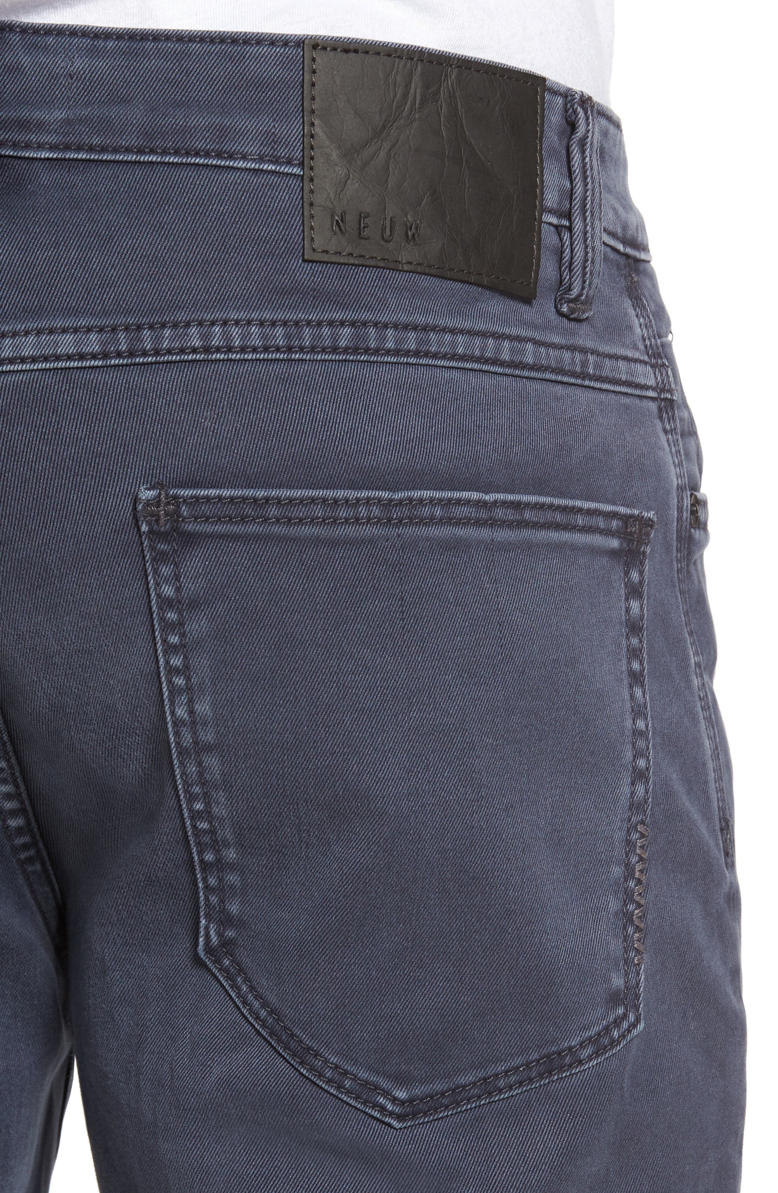Alternate Image 4  - NEUW Lou Slim Fit Jeans (Liberte)