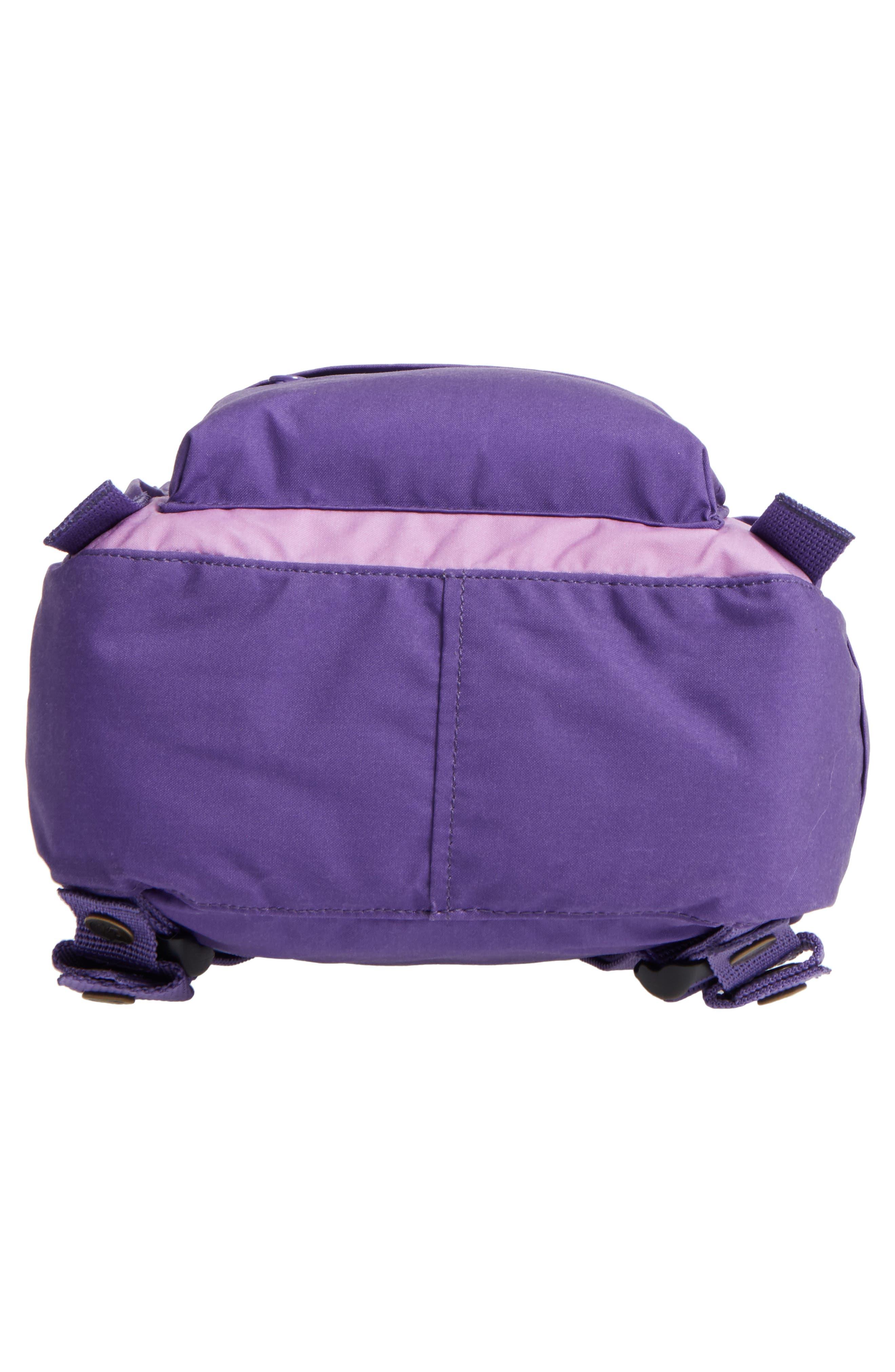 Alternate Image 4  - Fjällräven Arctic Fox Mini Kånken Backpack