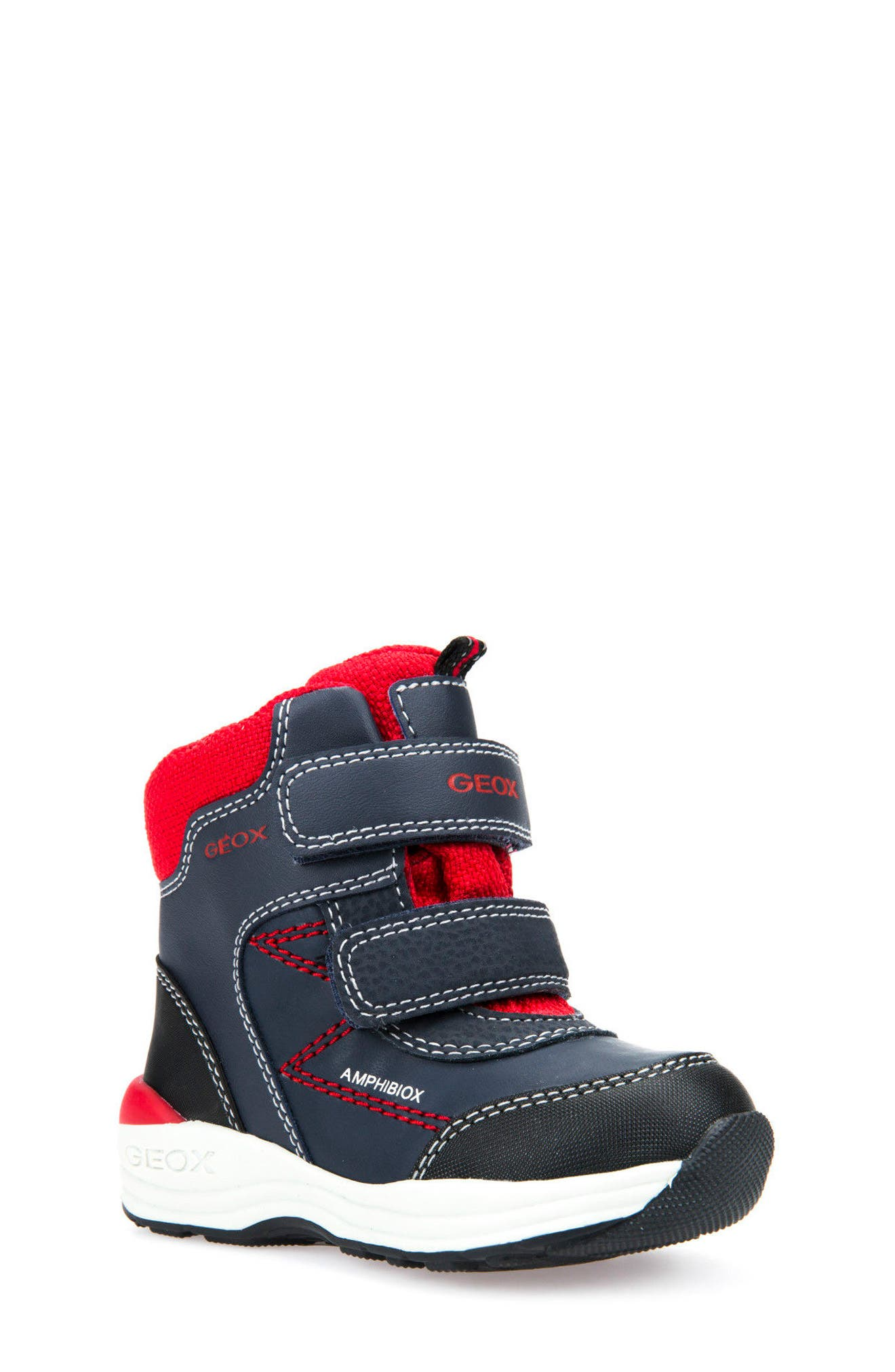 Alternate Image 1 Selected - Geox Gulp ABX Waterproof Boot (Walker & Toddler)
