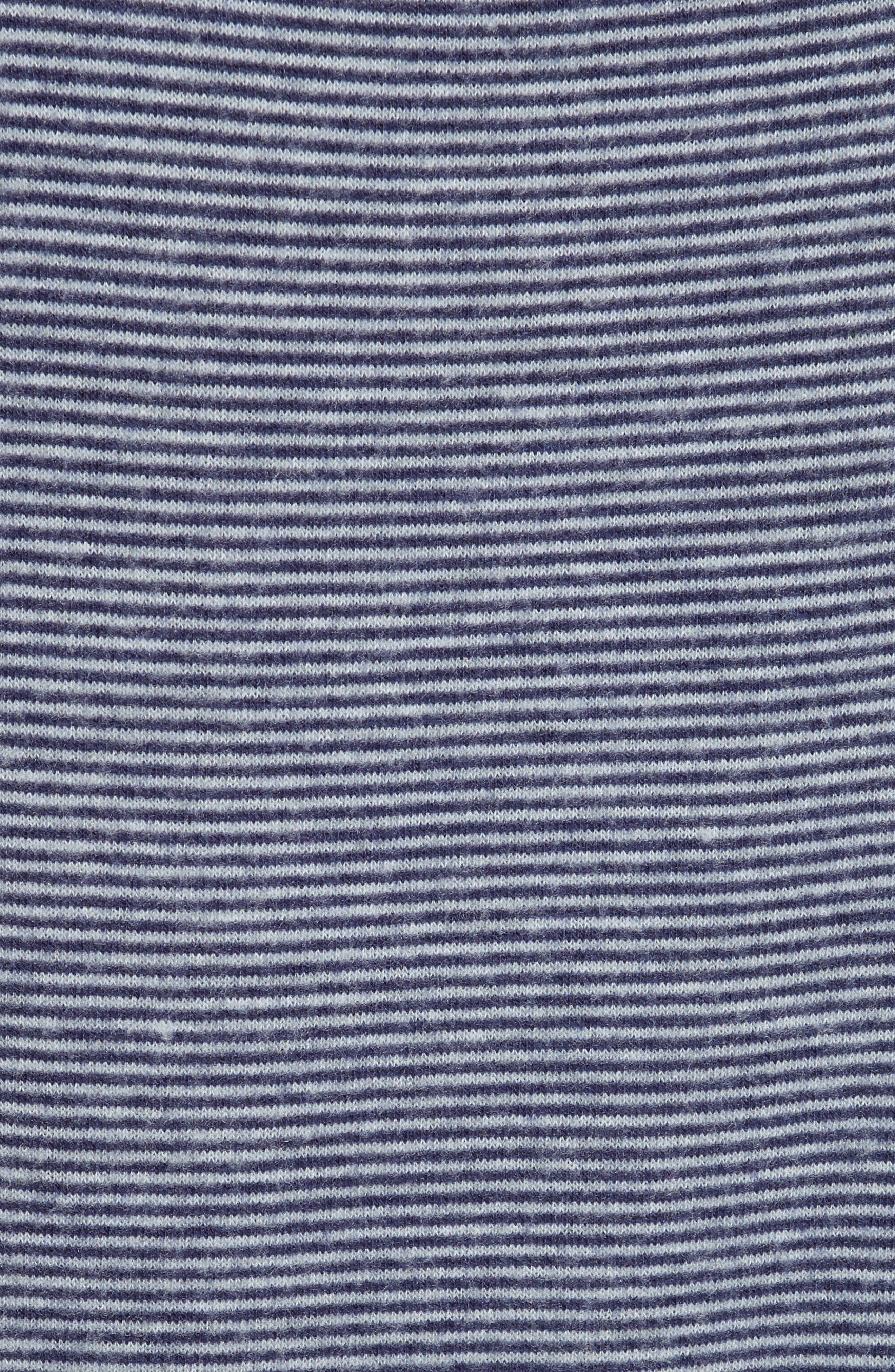 Alternate Image 5  - Joie Striped Sweatshirt