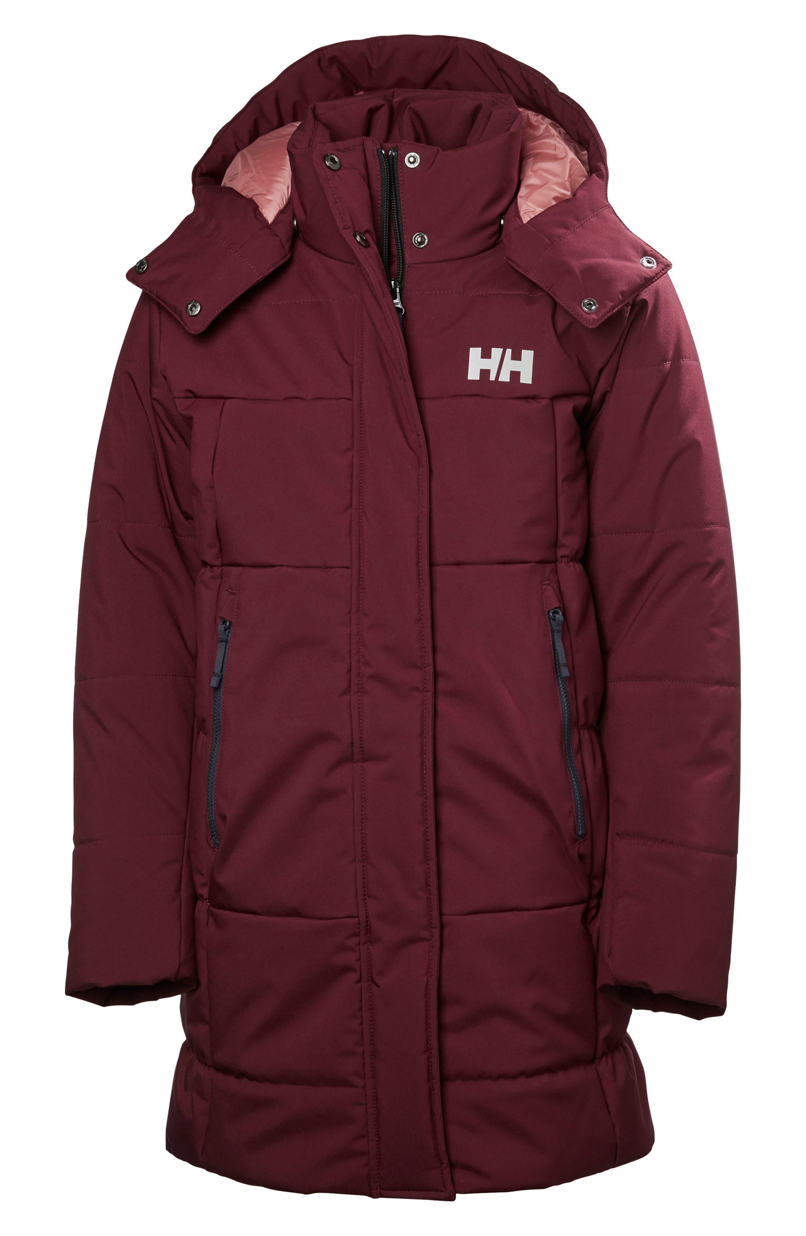 Helly Hansen Jr. Nora Waterproof Hooded Parka (Big Girls)