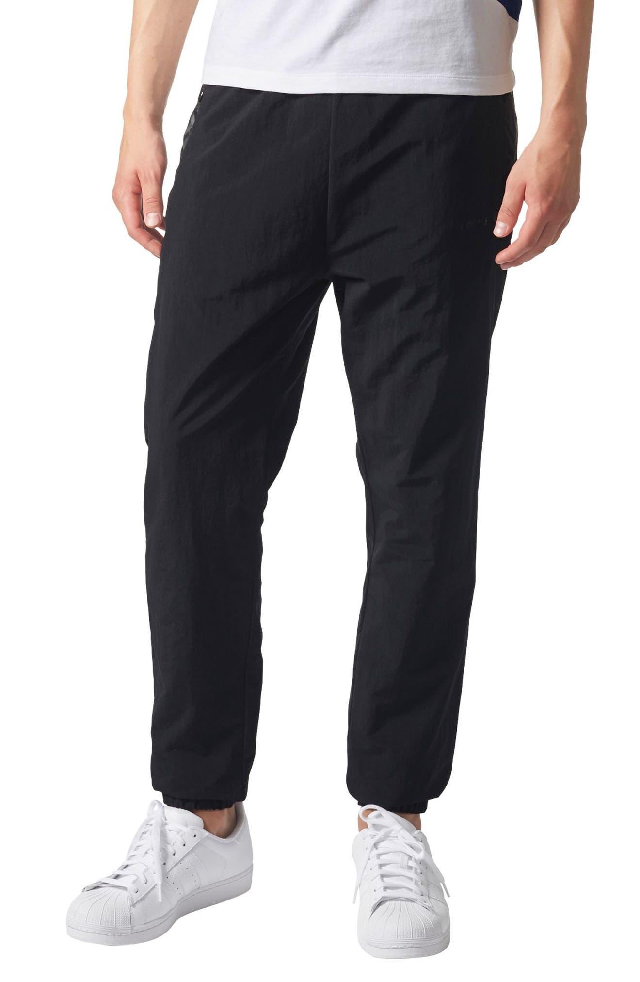 Originals Slim Tapered Pants,                         Main,                         color, Black